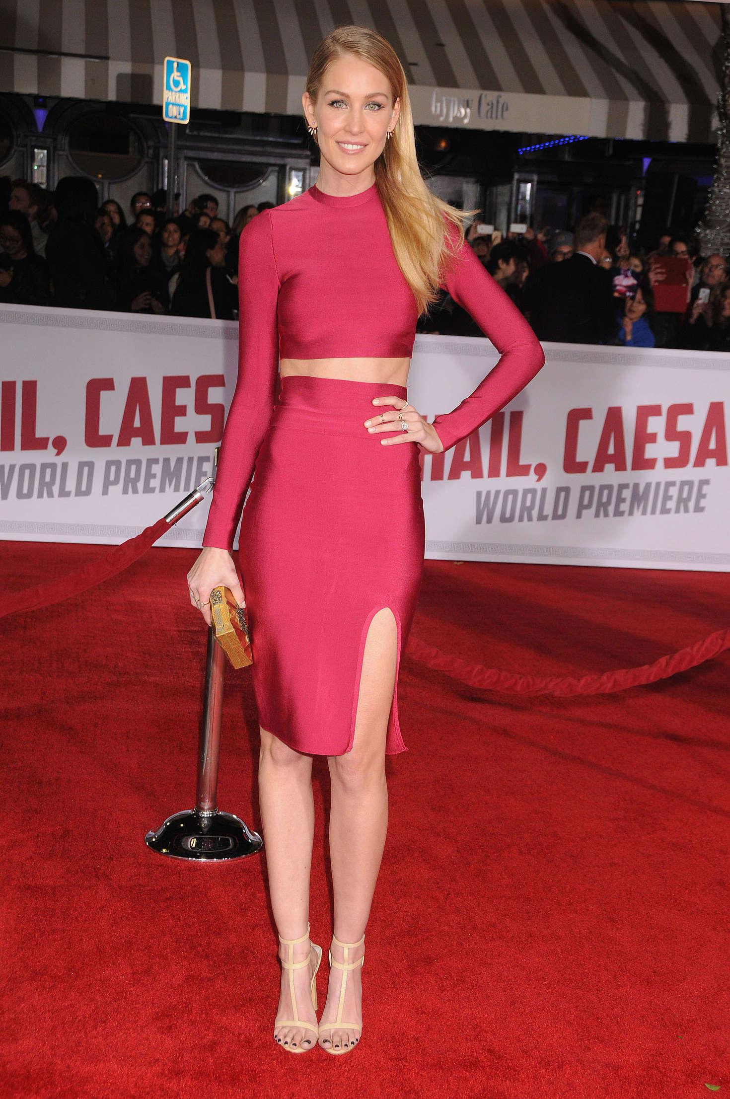 Kathryn Boyd Hail Caesar Premiere in Westwood