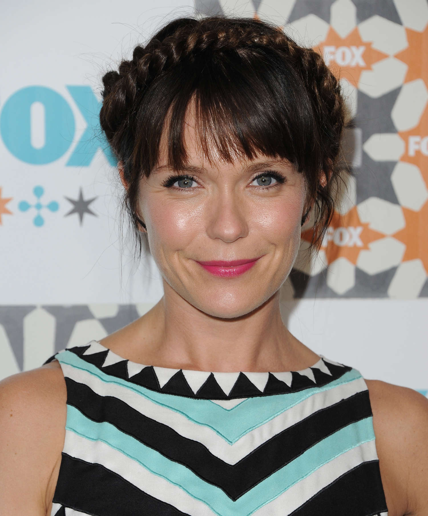 Katie Aselton at Fox Summer TCA All-Star party in West Hollywood