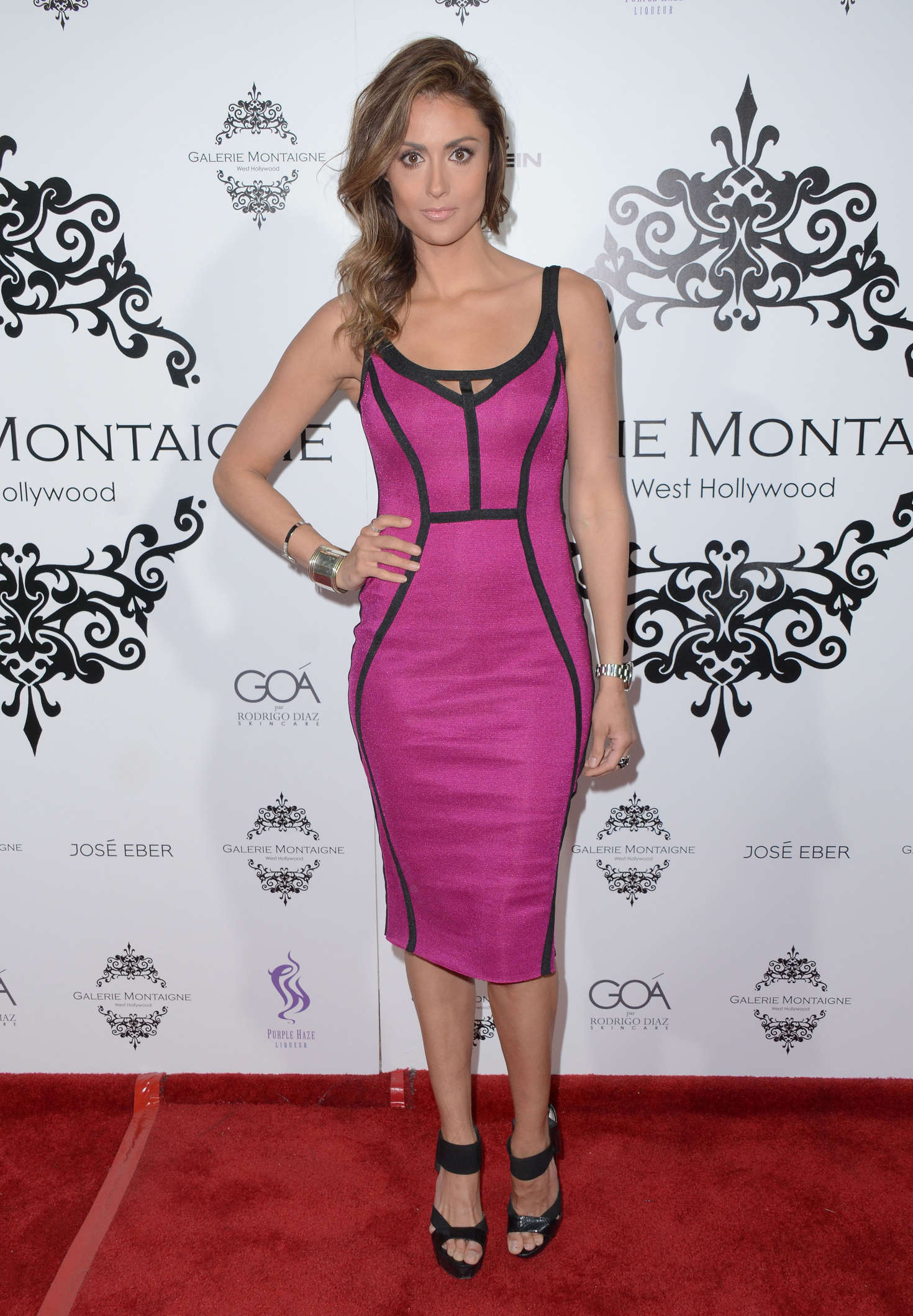 Katie Cleary Galerie Montaigne Opening in Los Angeles