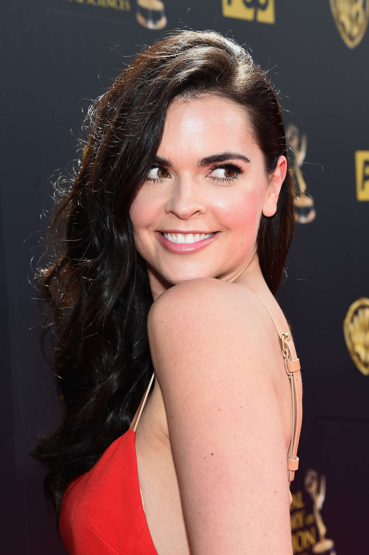 Katie Lee Annual Daytime Emmy Awards in Burbank