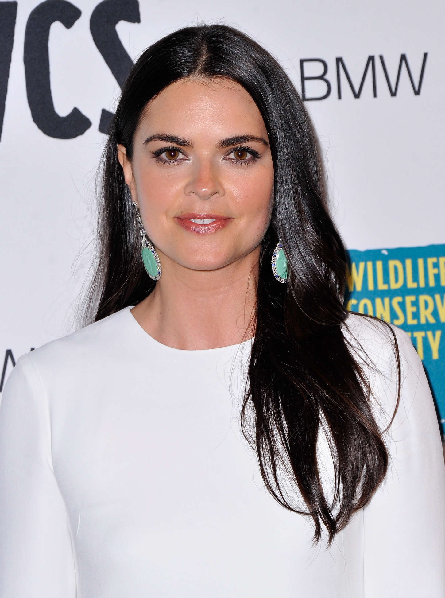 Katie Lee Wildlife Conservation Society Gala in New York