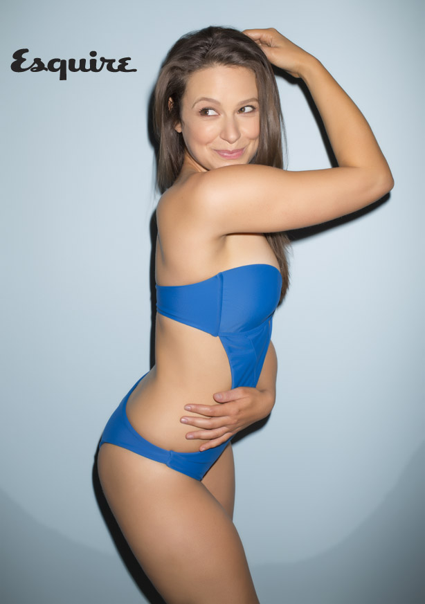 Katie Lowes Esquire