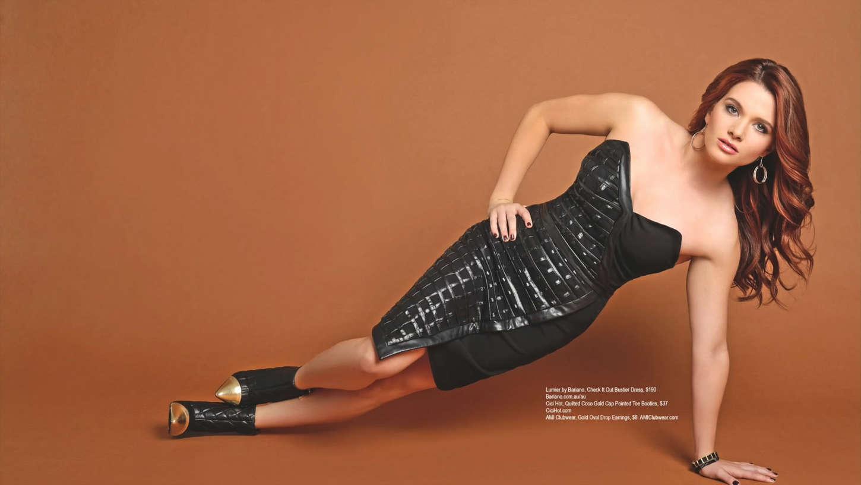 Katie Stevens Photoshoot for Regard Magazine