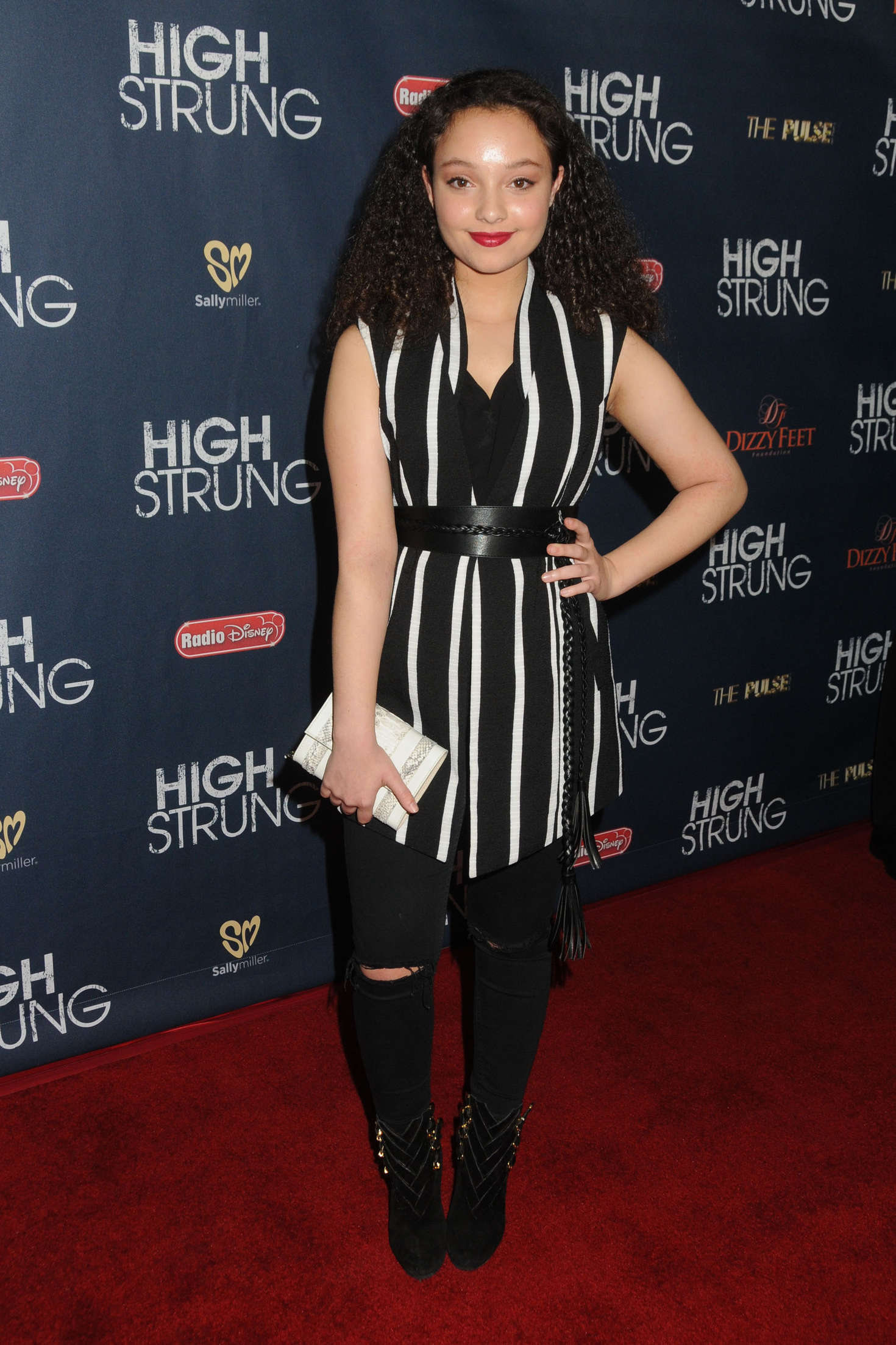 Kayla Maisonet High Strung Premiere in Los Angeles