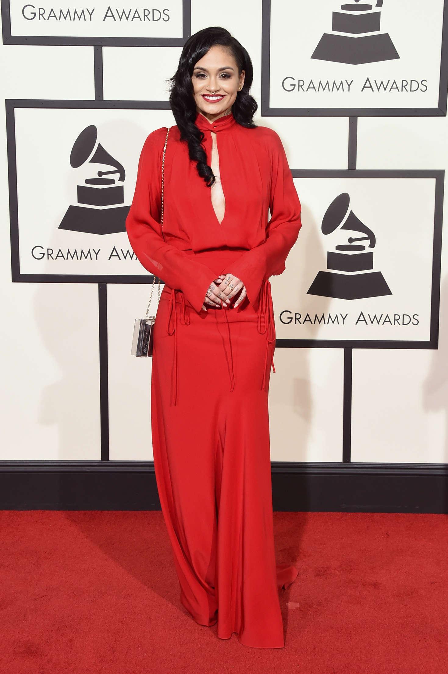 Kehlani Annual GRAMMY Awards in Los Angeles
