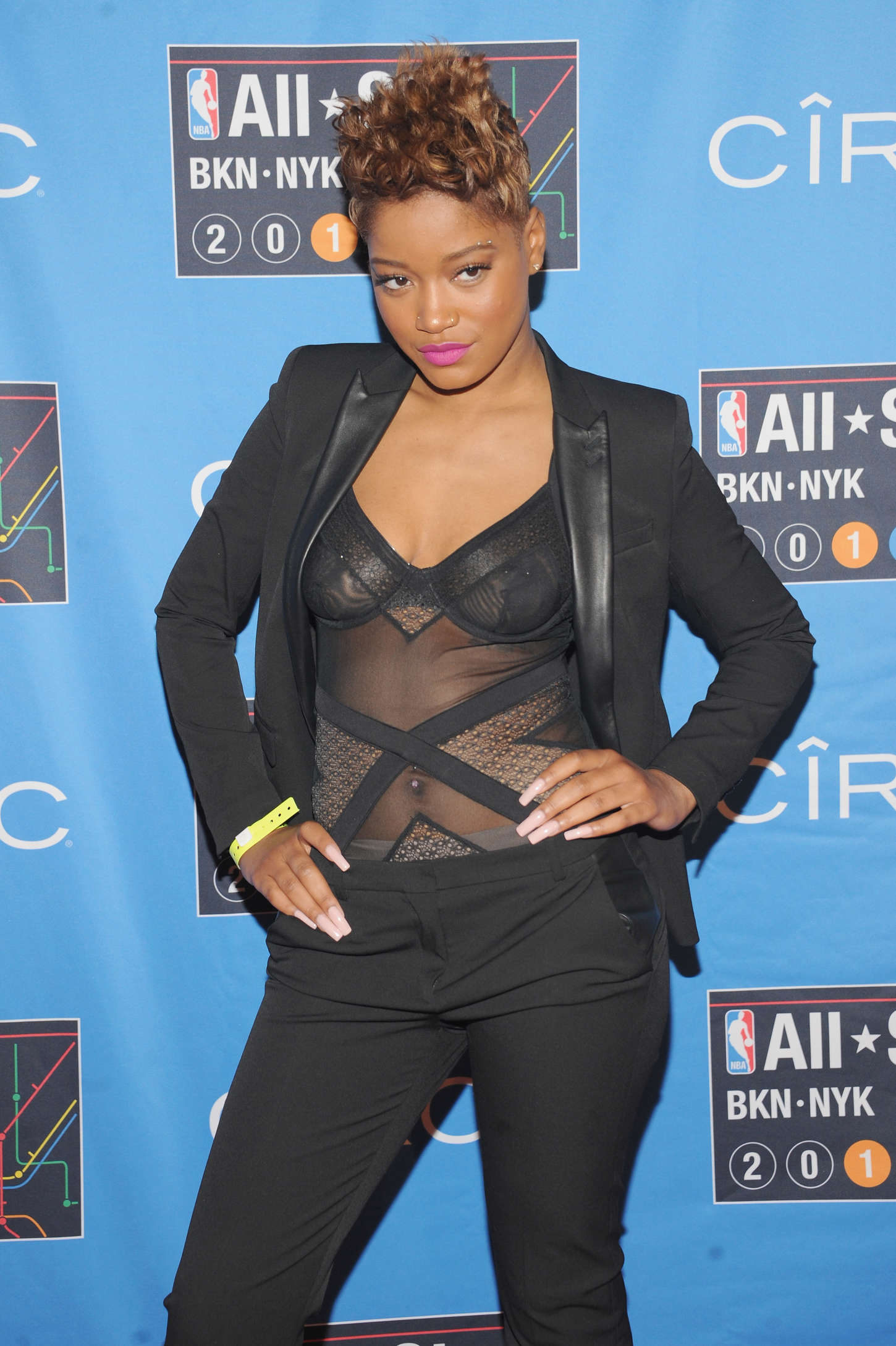 Keke Palmer State Farm All-Star Saturday Night in New York