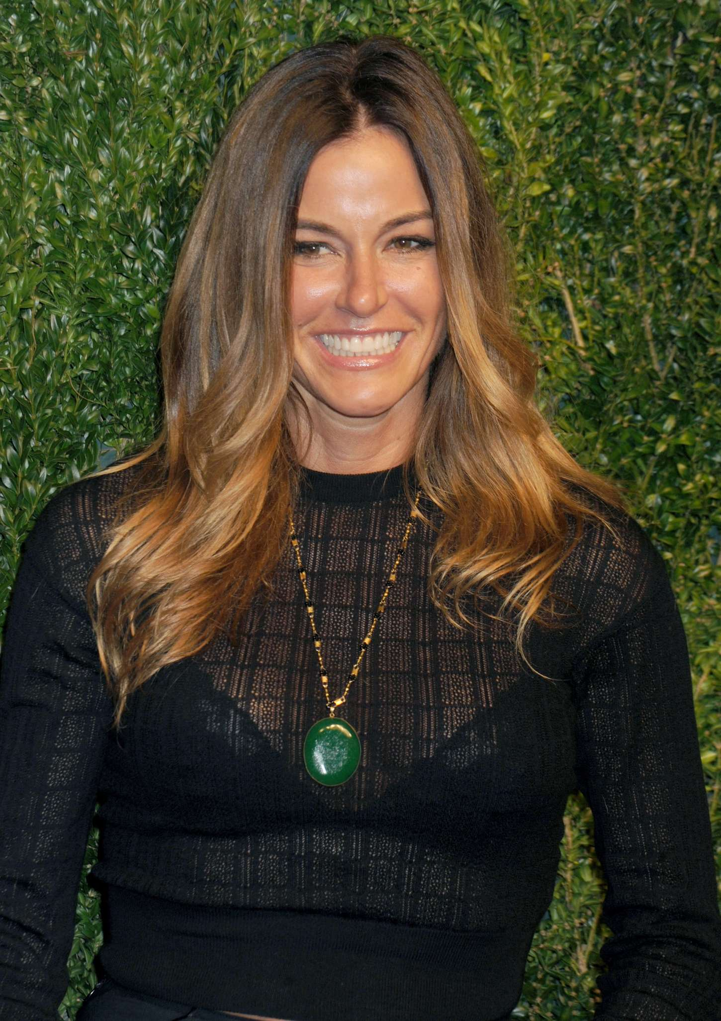 Kelly Bensimon Gods Love We Deliver Golden Heart Awards in New York