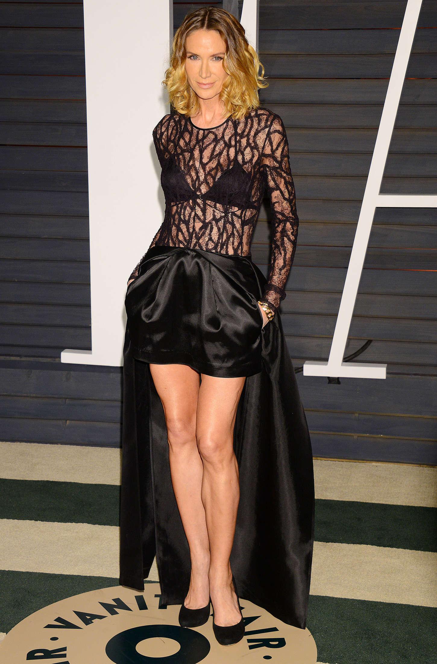 Kelly Lynch Vanity Fair Oscar Party in Hollywood