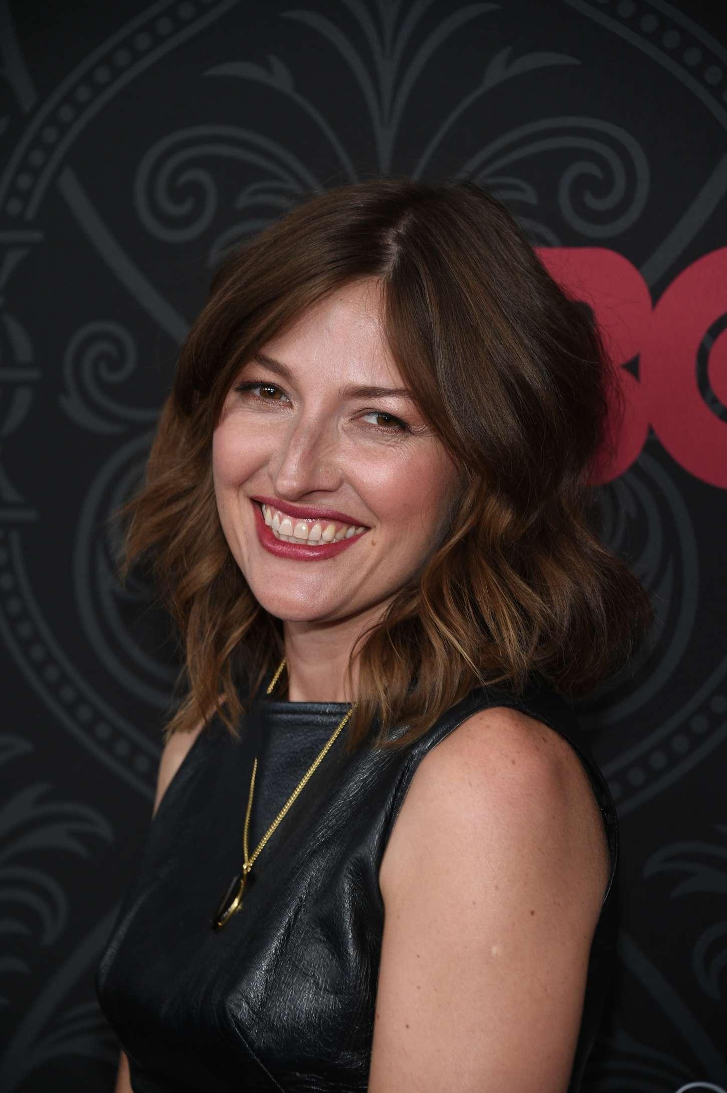 Kelly Macdonald Boardwalk Empire Season Premiere in New York