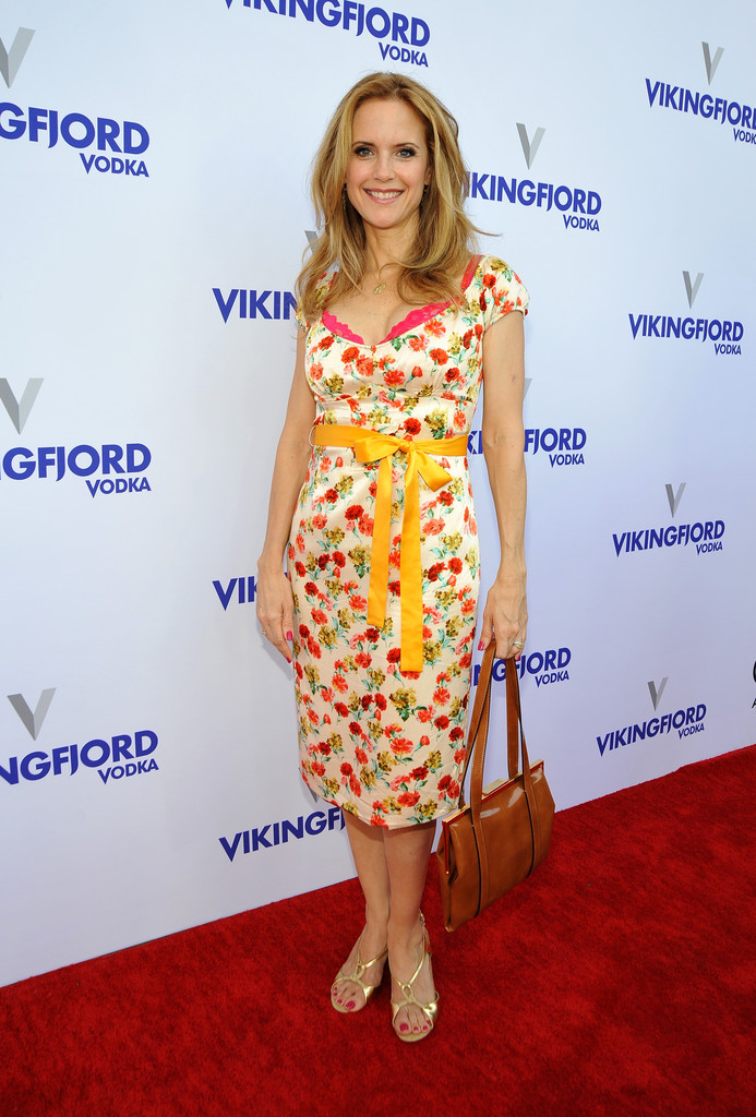 Kelly Preston Annual Children Mending Hearts Style Sunday in Beverly Hills