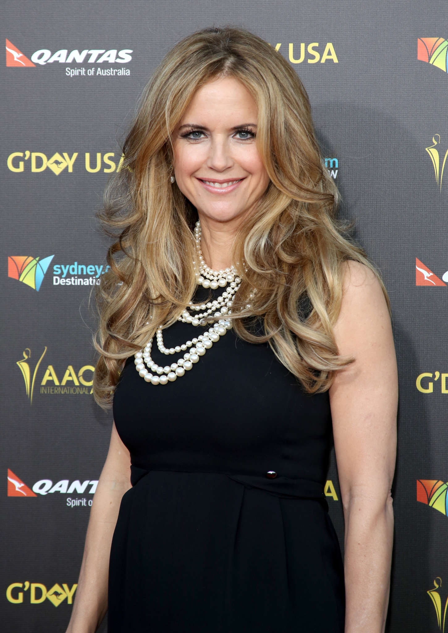 Kelly Preston GDay USA GALA featuring the AACTA International Awards presented by QANTAS in Los Angeles