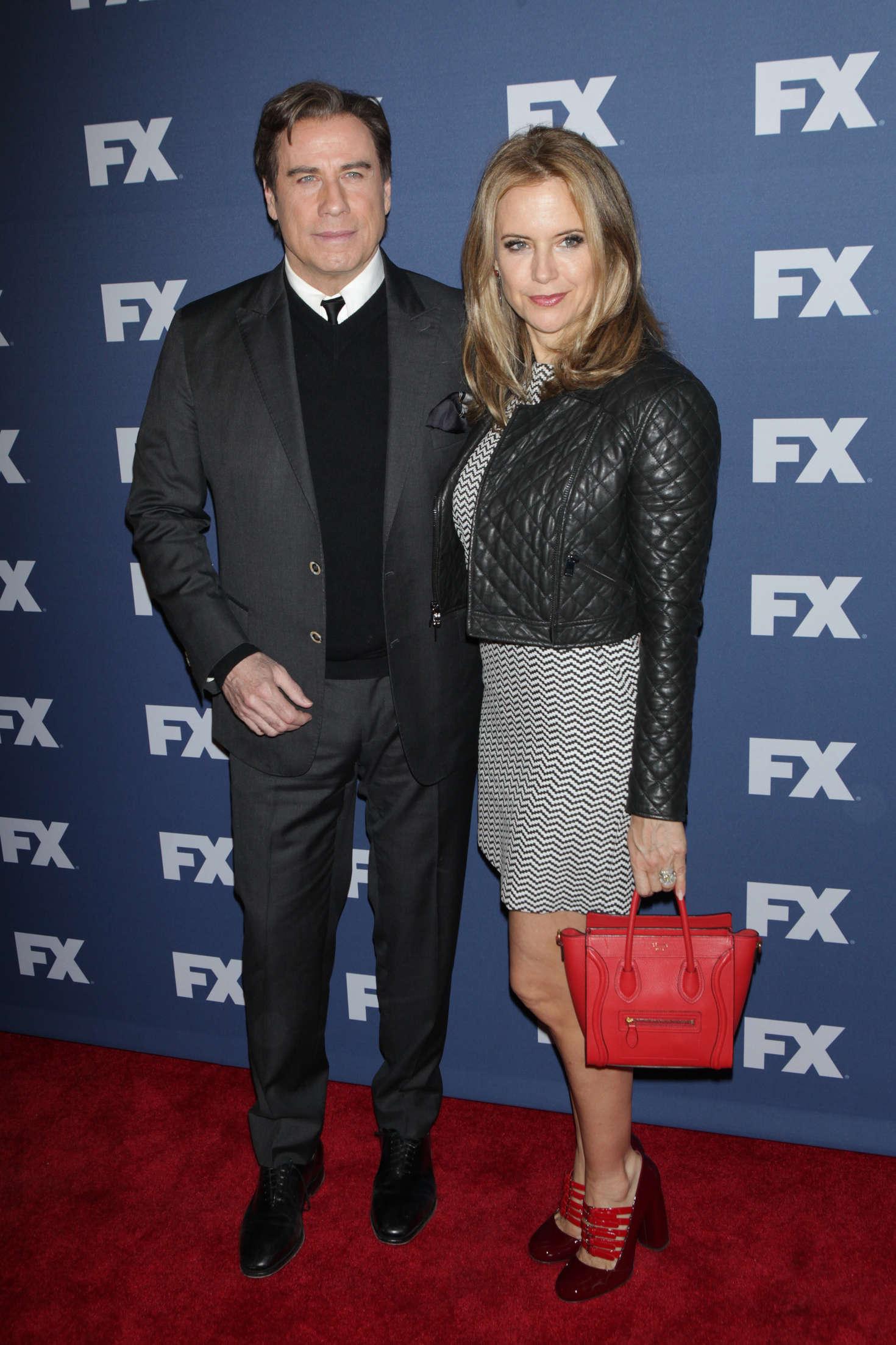 Kelly Preston People v. O.J. Simpson American Crime Story Premiere in New York