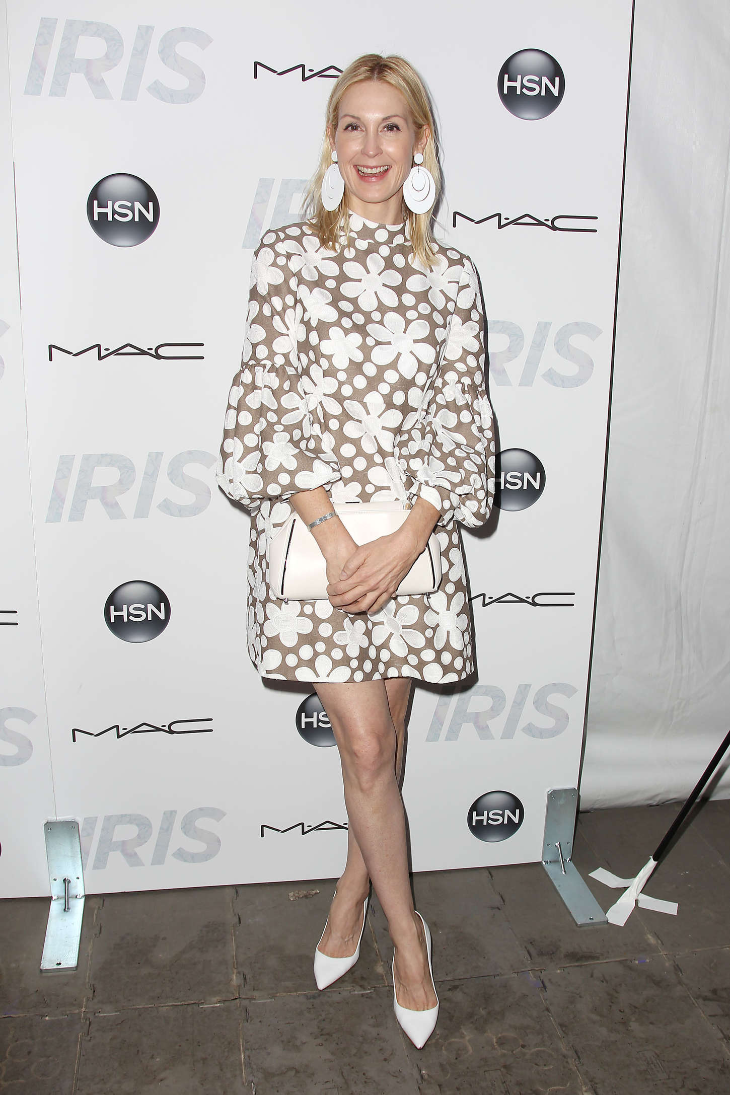 Kelly Rutherford Iris Premiere in New York