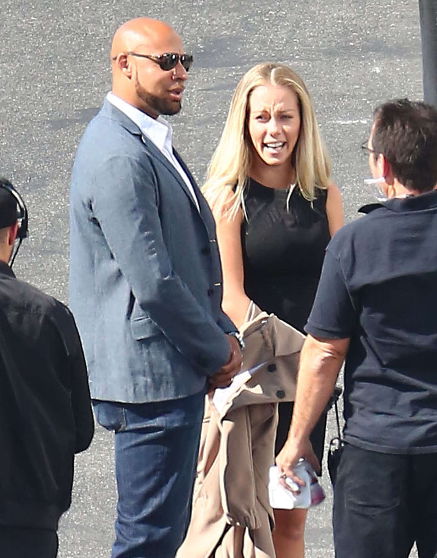 Kendra Wilkinson at Dancing With The Stars Studios in Hollywood