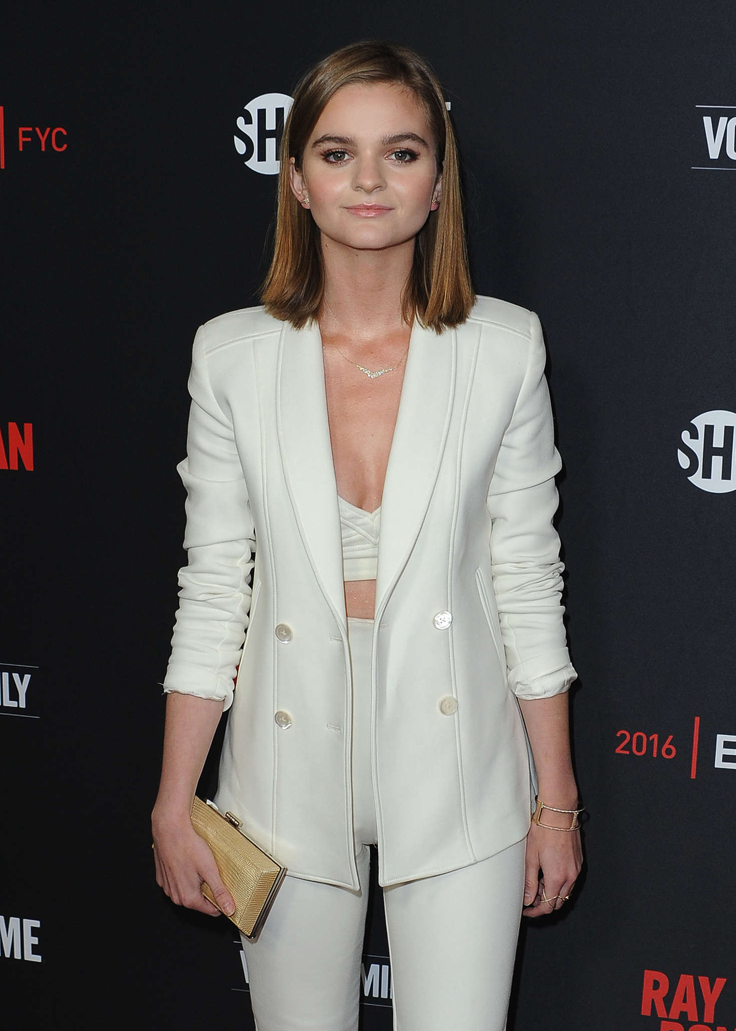 Kerris Dorsey Ray Donovan Screening in Los Angeles