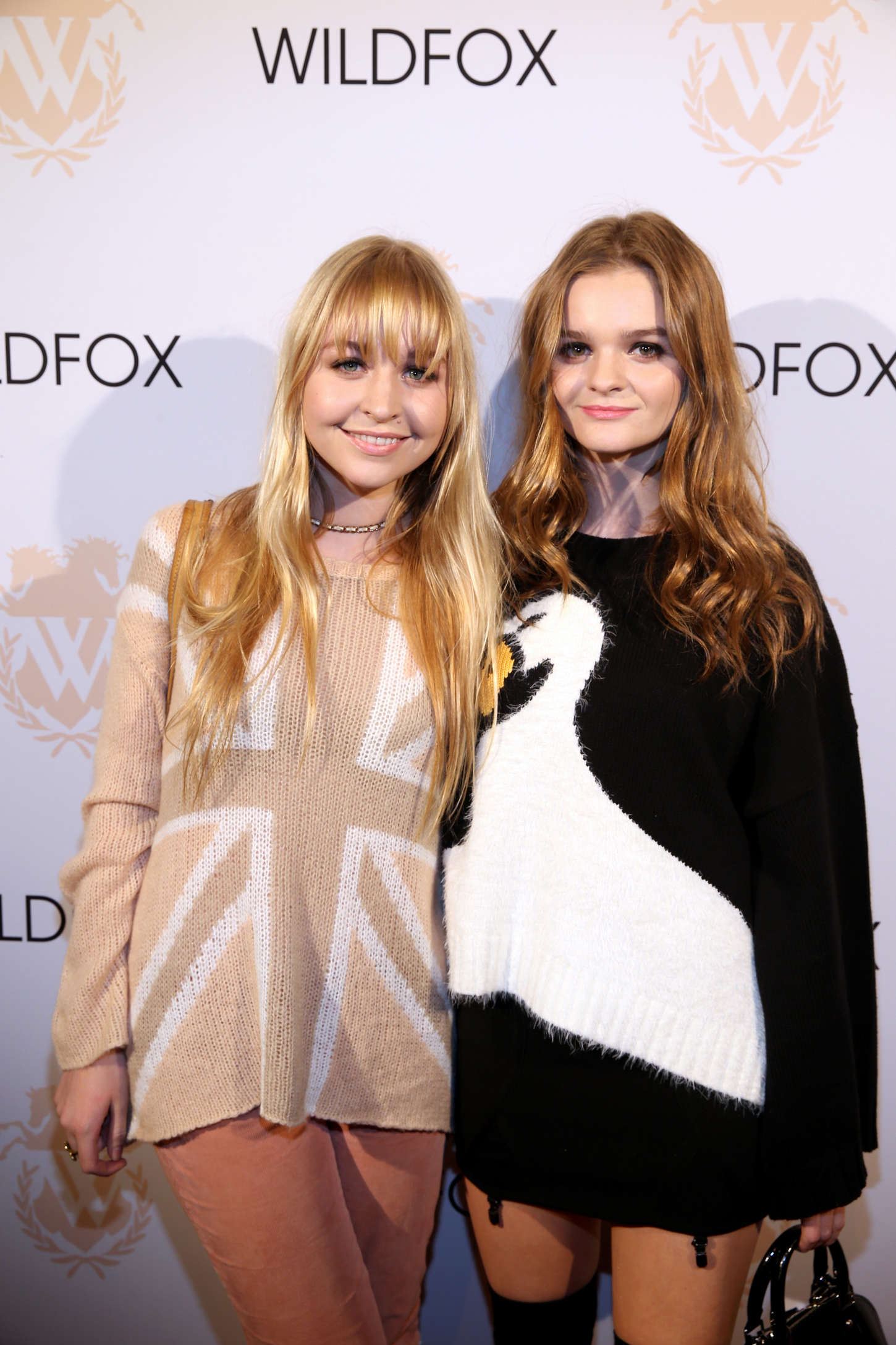 Kerris Dorsey Wildfox Flagship Store Launch Party in West Hollywood