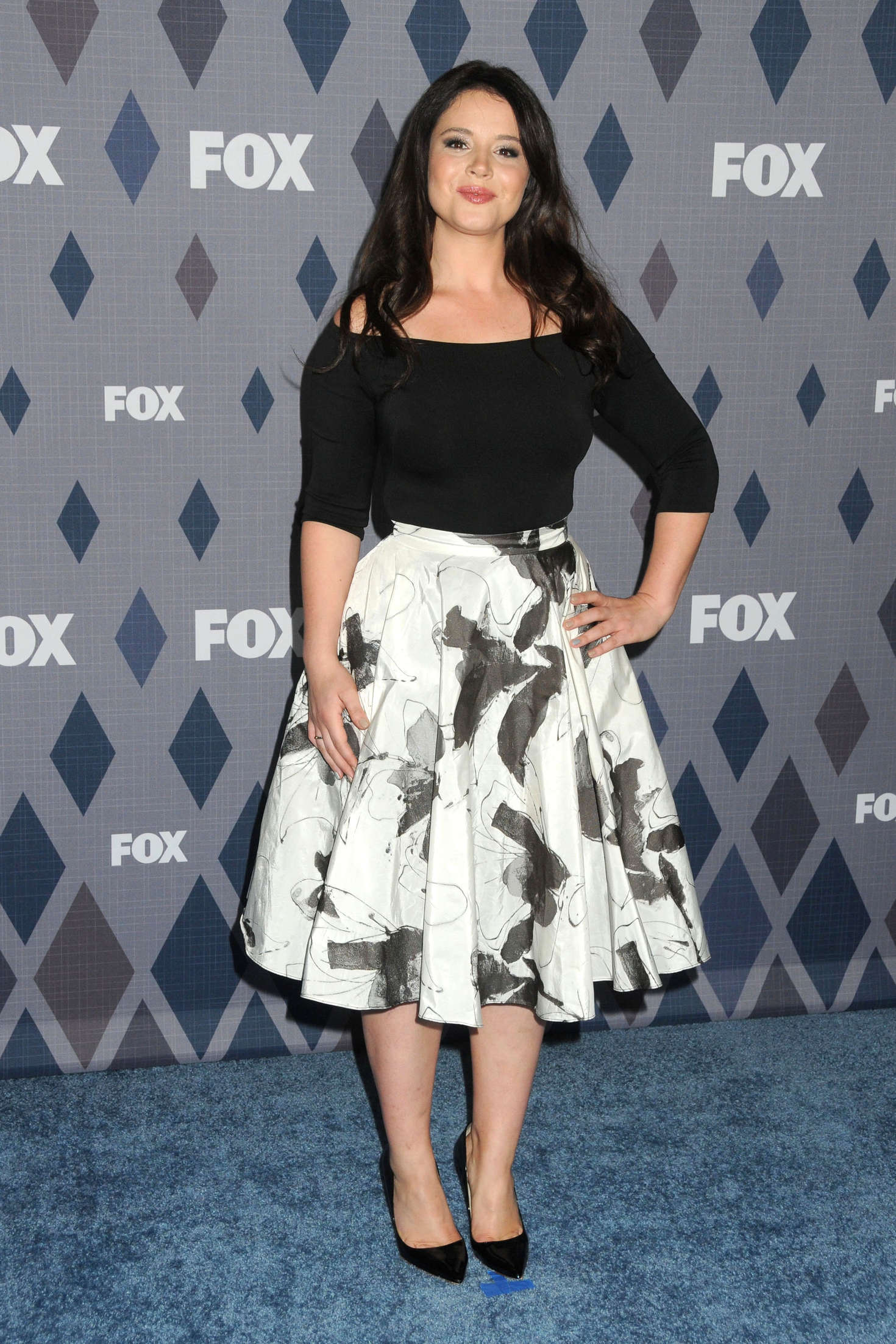 Kether Donohue FOX TCA Winter All-Star Party in Pasadena