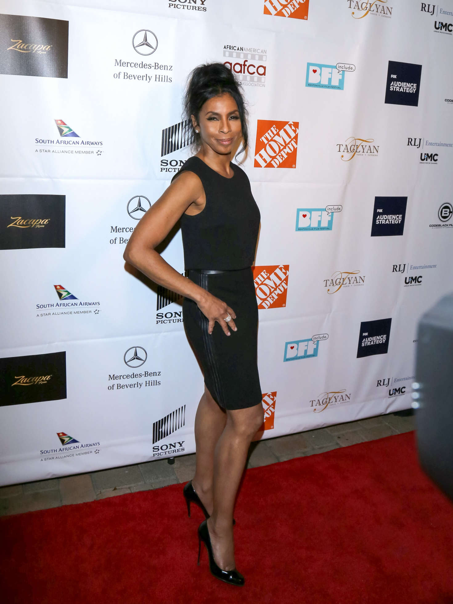 Khandi Alexander Annual African American Film Critics Association Awards in Los Angeles