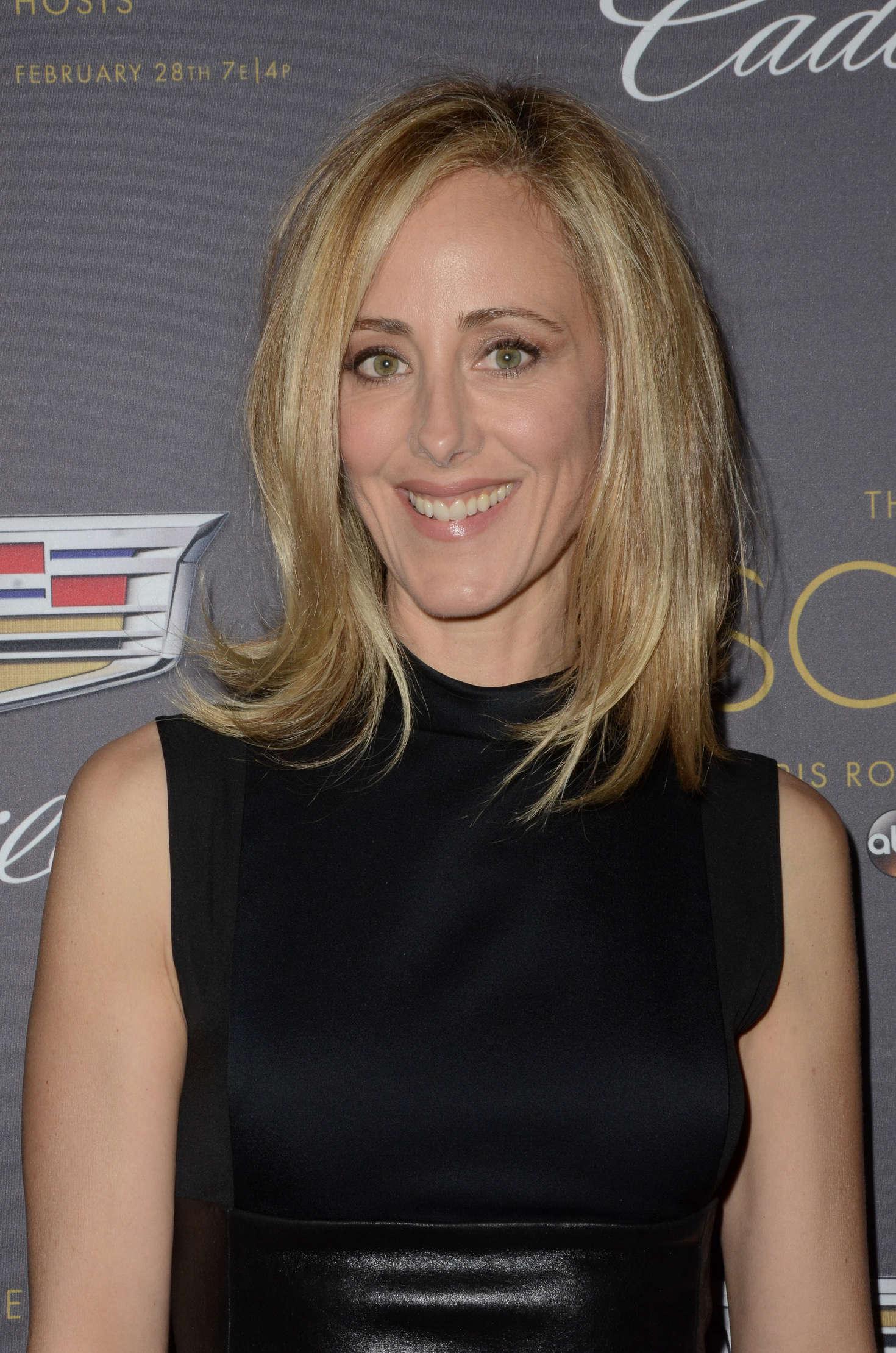 Kim Raver Cadillac Pre-Oscar Celebration in West Hollywood