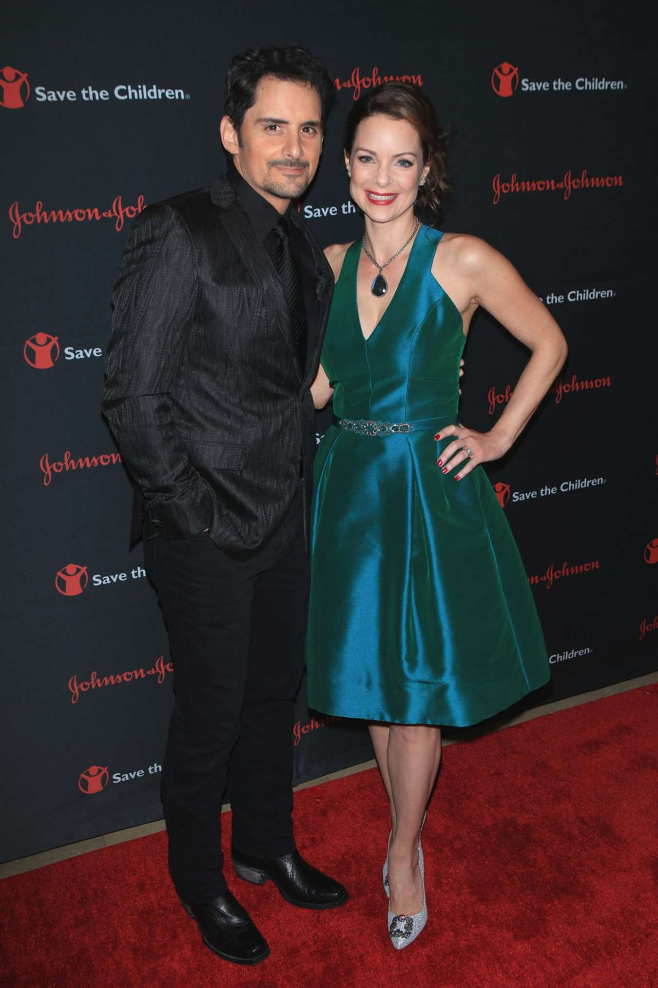 Kimberly Williams-Paisley Save The Children Illumination Gala in New York