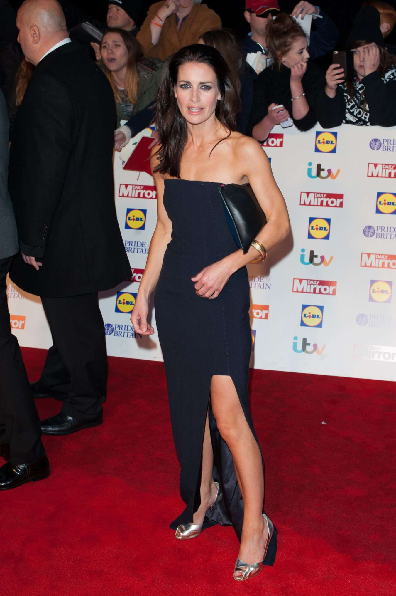 Kirsty Gallacher Pride of Britain Awards in London