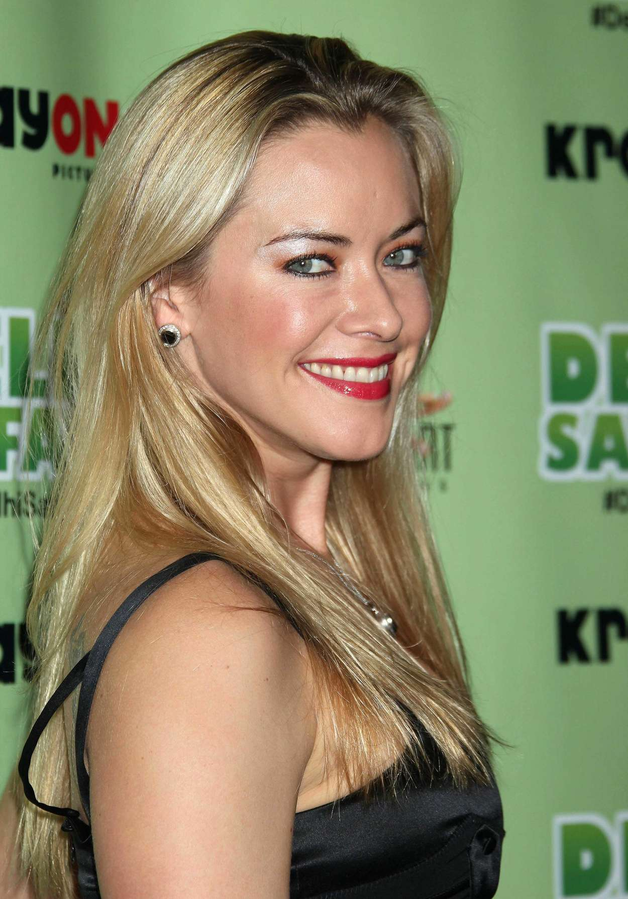 Kristanna Loken Delhi Safari Premiere in Los Angeles
