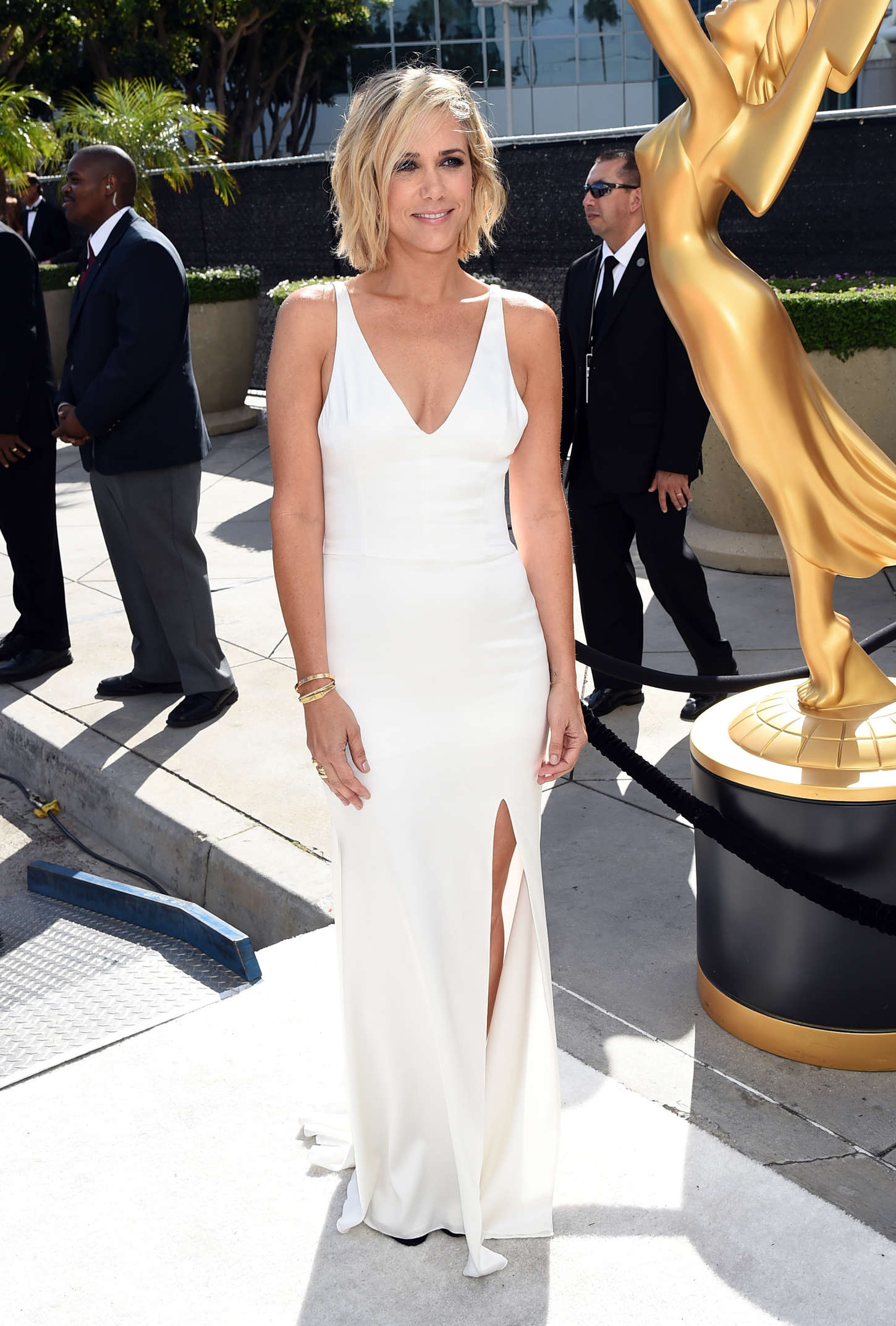 Kristen Wiig annual Primetime Emmy Awards in Los Angeles