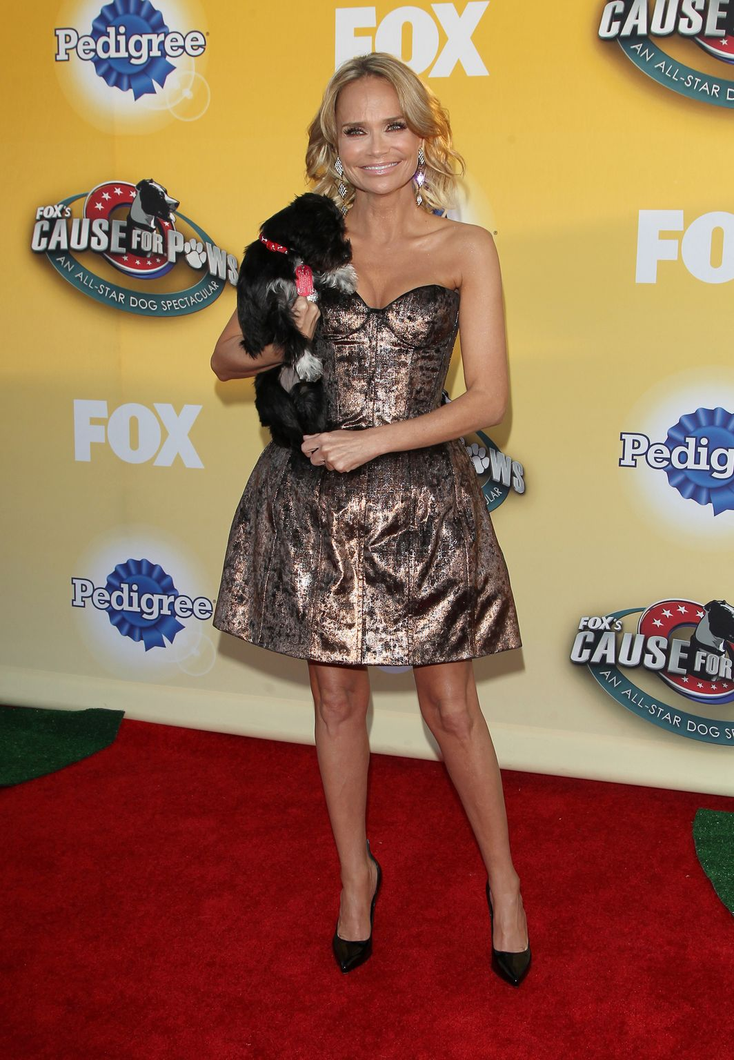 Kristin Chenoweth FOX's Cause For Paws An All-Star Dog Spectacular in Santa Monica