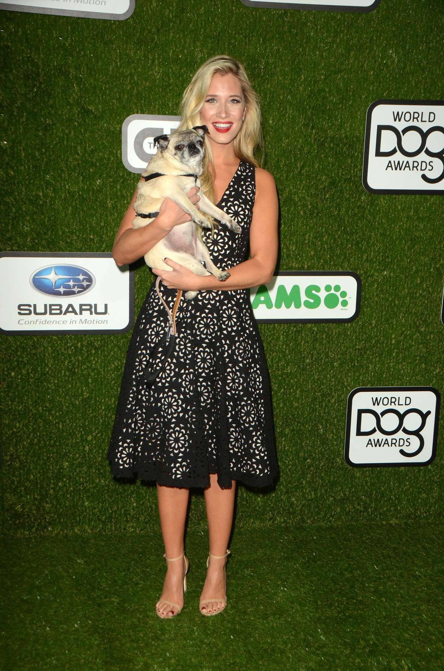 Kristine Leahy World Dog Awards in Santa Monica