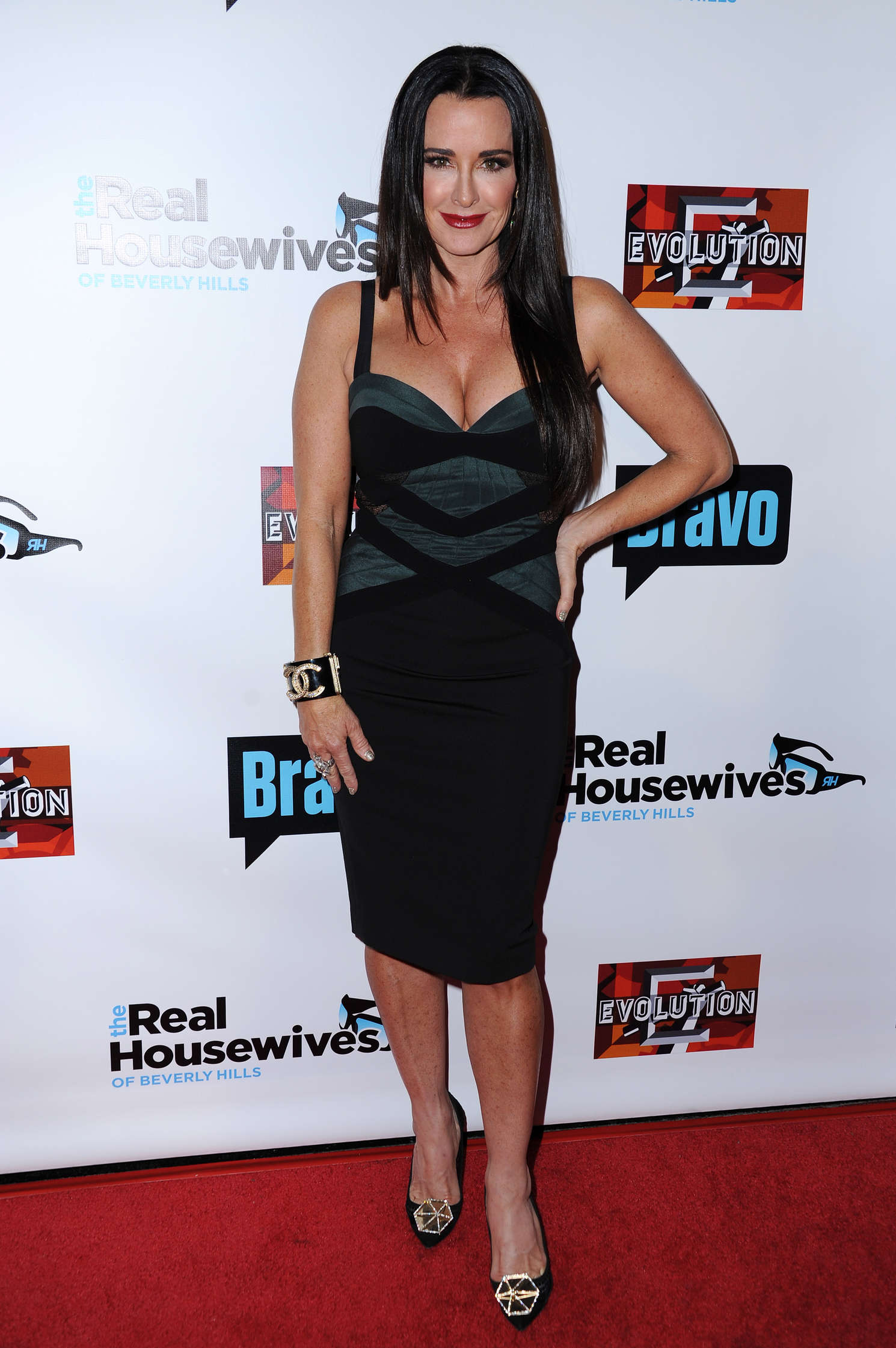 Kyle Richards The Real Housewives Of Beverly Hills Season Premiere Party in Hollywood