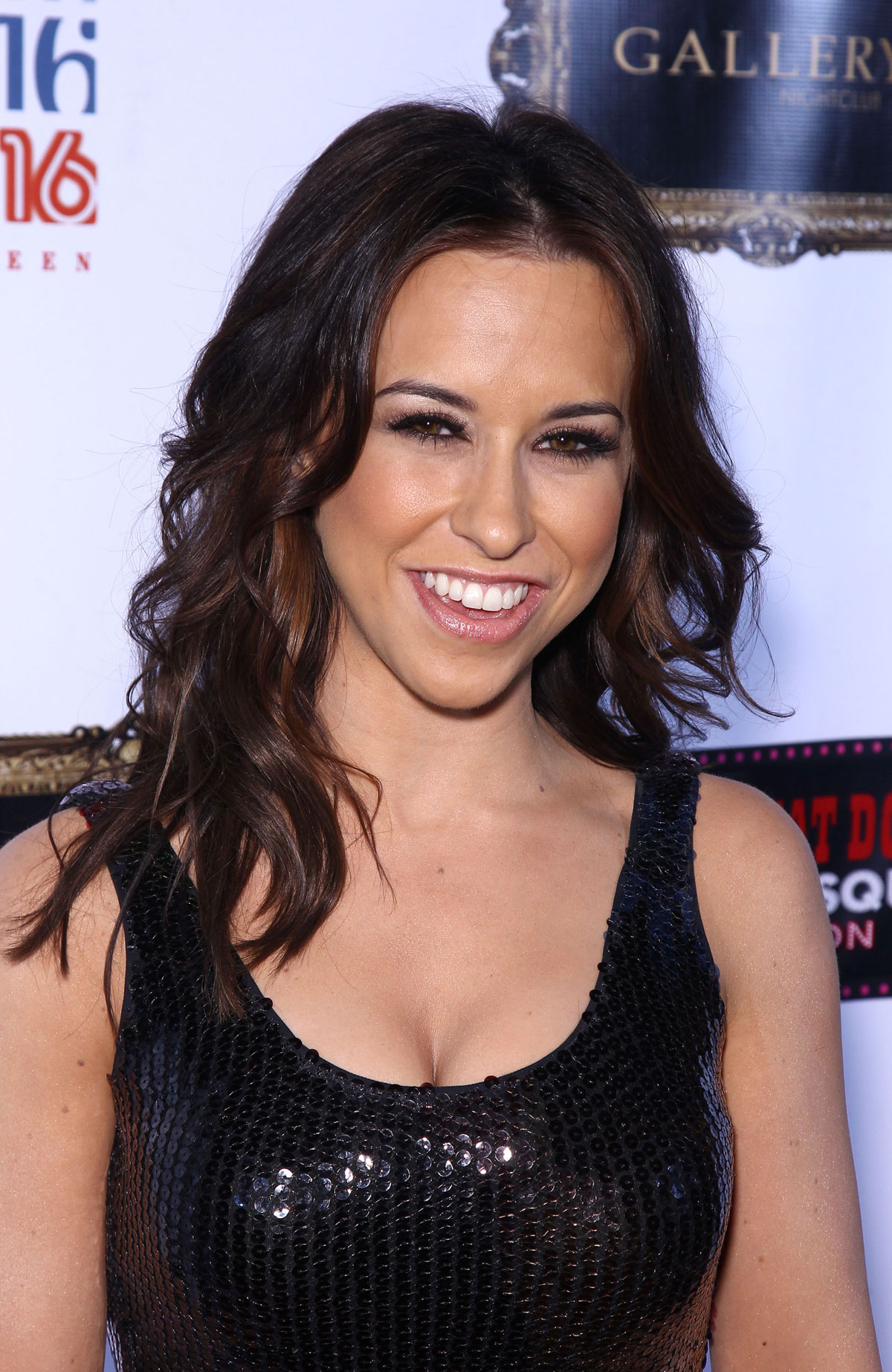 Lacey Chabert at Planet Hollywood in Las Vegas Birthday Party
