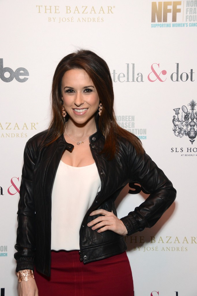 Lacey Chabert Stella Dot Trunk Show