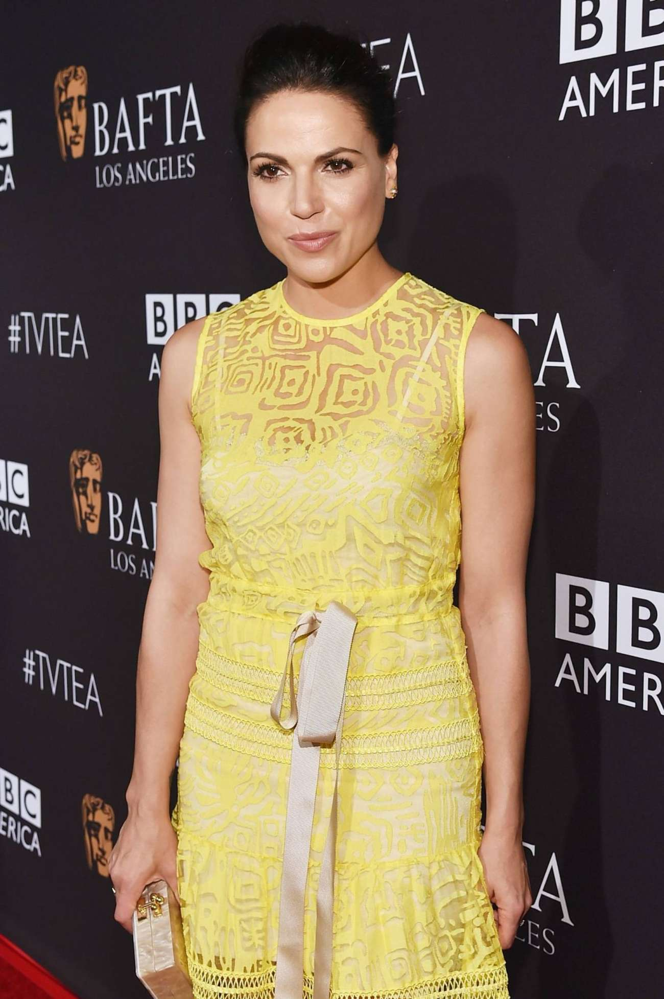 Lana Parrilla BAFTA Los Angeles TV Tea in Beverly Hills