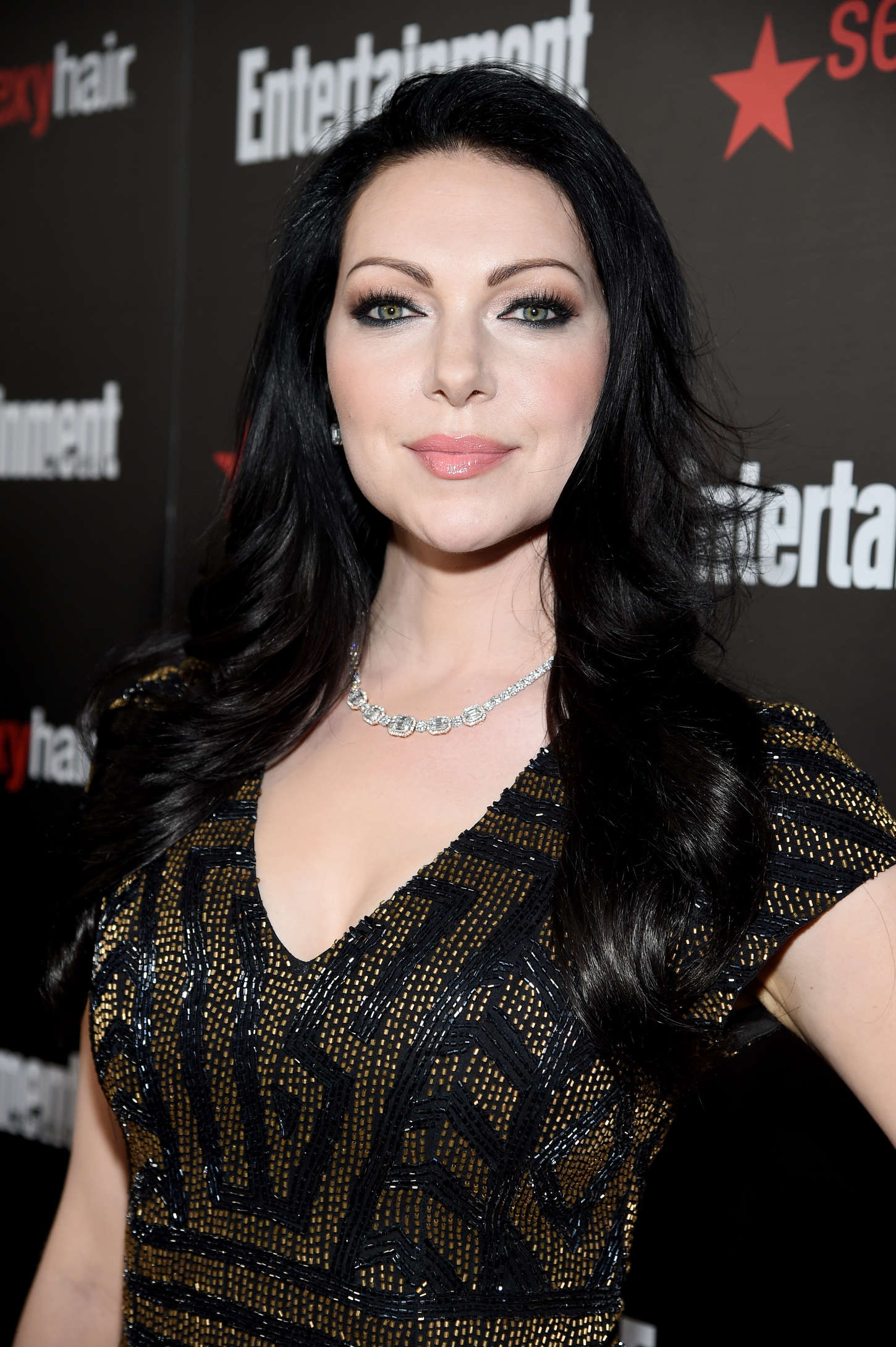 Laura Prepon Entertainment Weeklys SAG Awards Nominees in Los Angeles