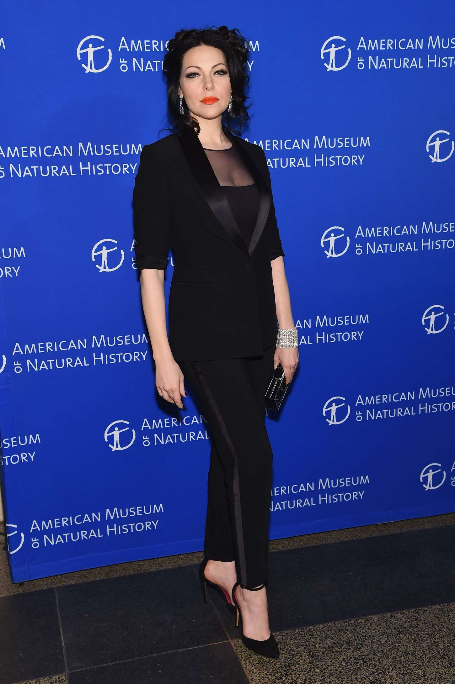 Laura Prepon Museum Gala in New York
