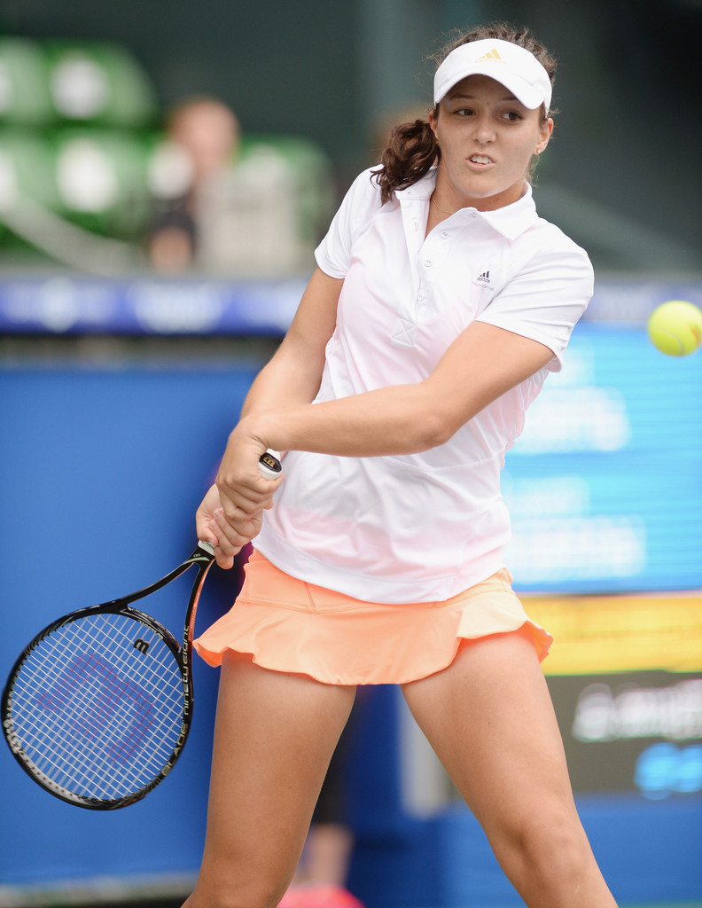 Laura Robson Toray Pan Pacific Open in Tokyo