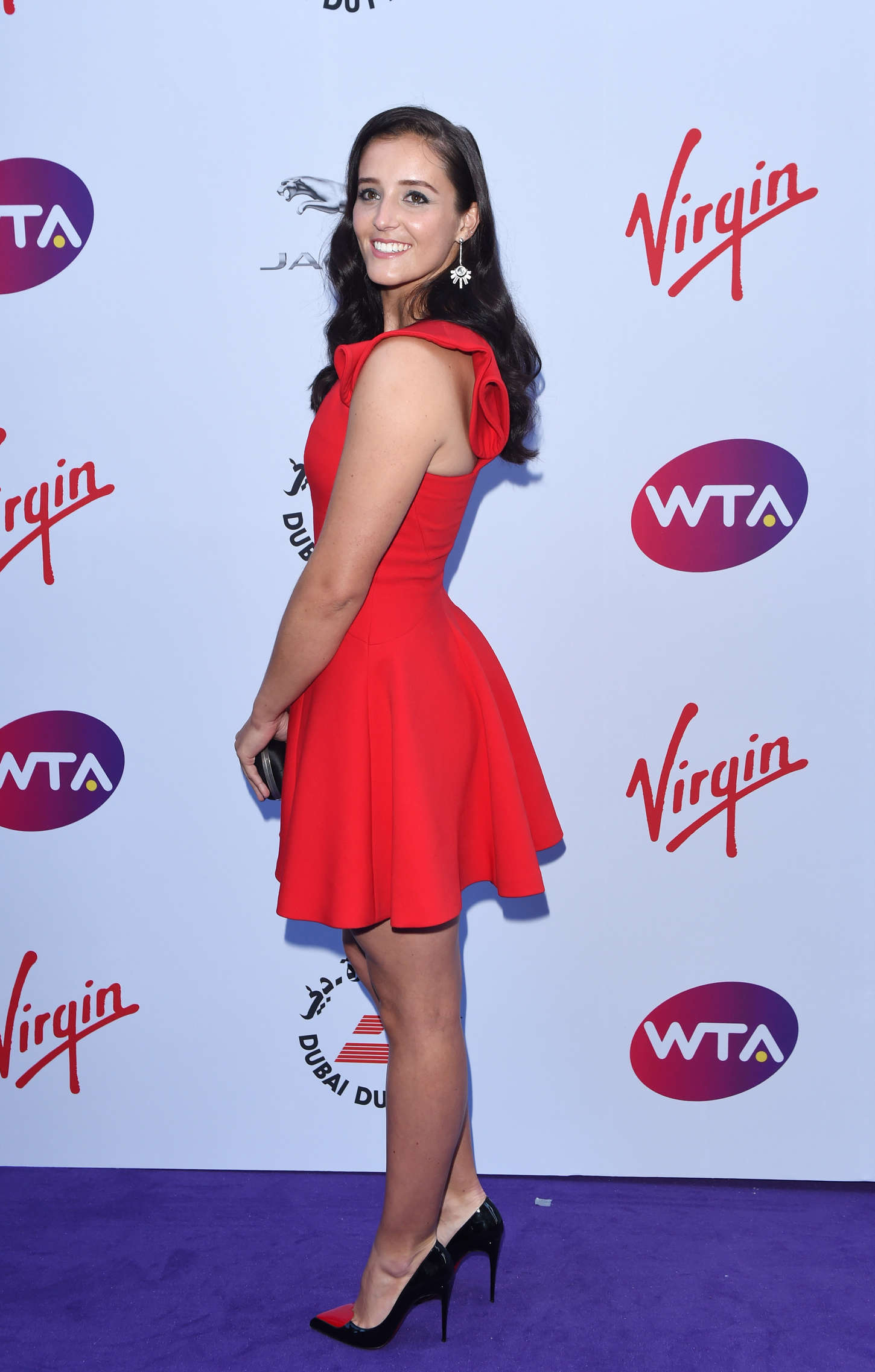 Laura Robson WTA Pre-Wimbledon Party in London