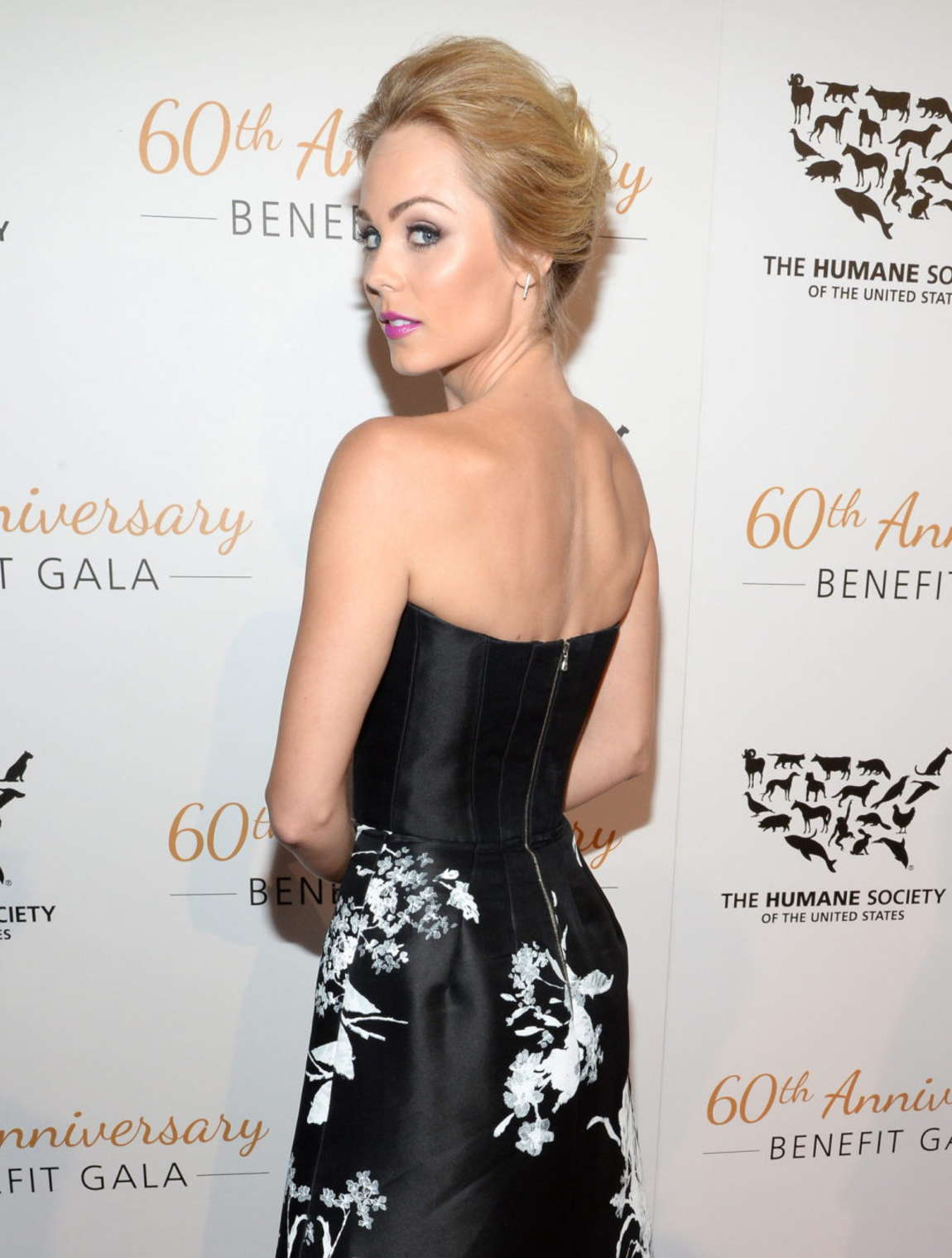 Laura Vandervoort Anniversary Humane Society of The United States Gala in Beverly Hills