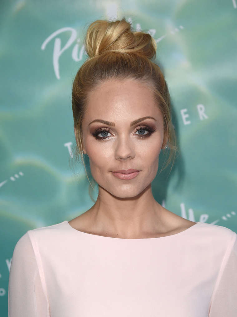 Laura Vandervoort Ted Baker London SS15 Collection Launch in Beverly Hills