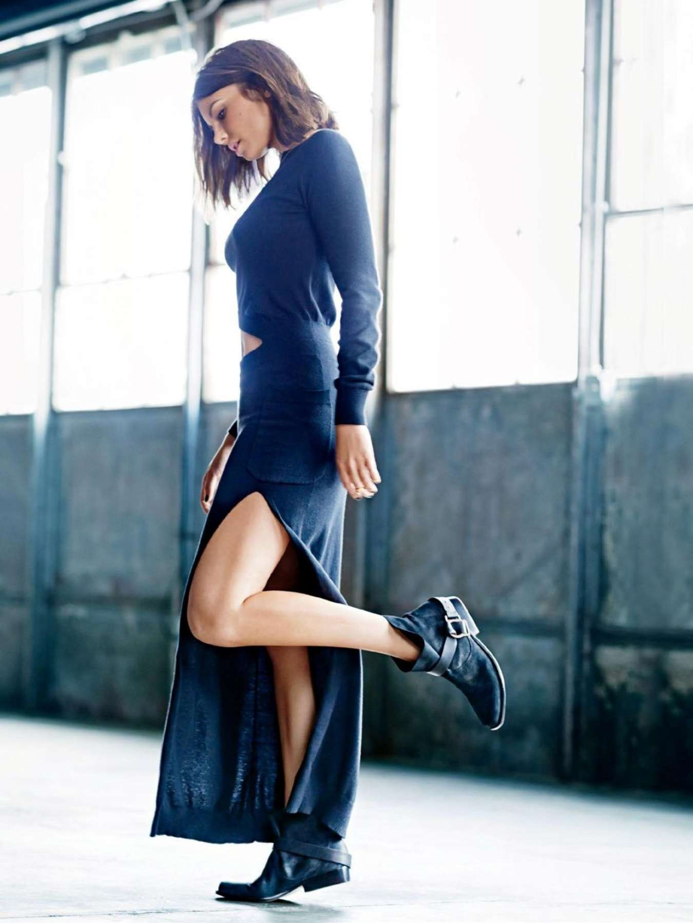 Lauren Cohan for Women's Health Magazine December Issue