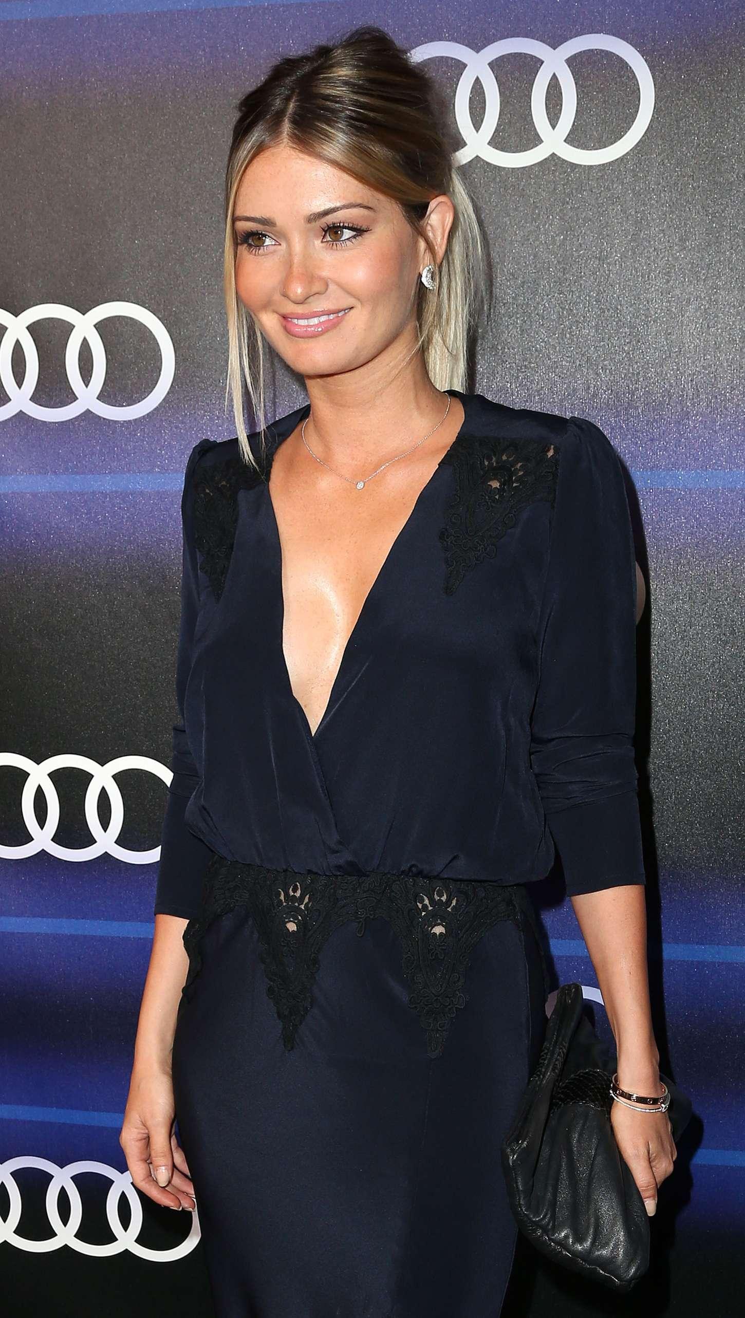 Lauren Parsekian Audis Celebration of Emmys Week in Los Angeles