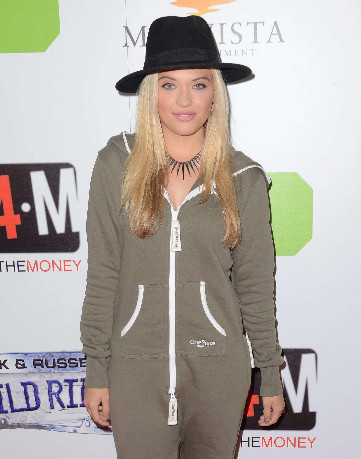 Lauren Taylor Mark Russells Wild Ride Premiere in Los Angeles