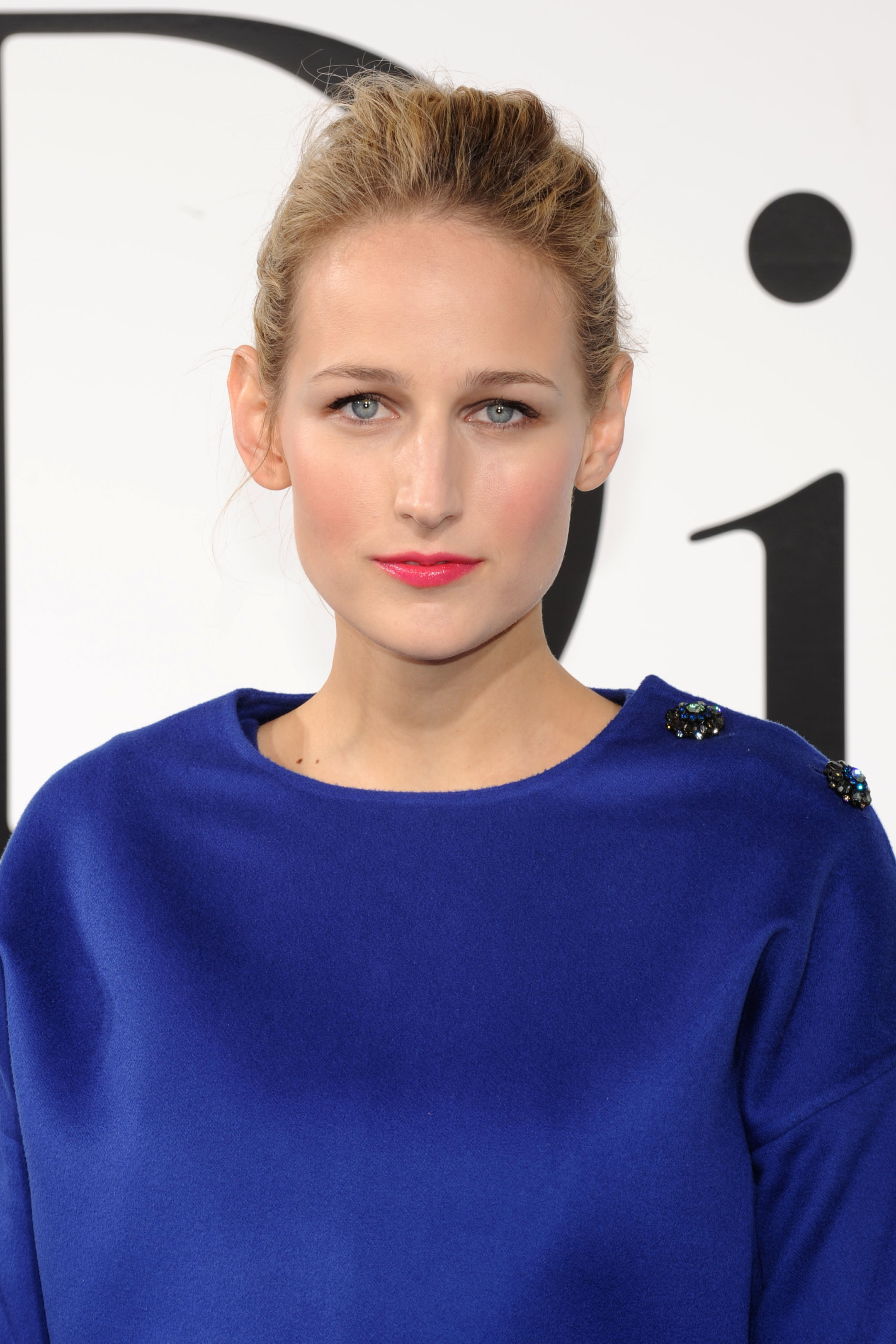 Leelee Sobieski Christian Dior Cruise Show in Brooklyn
