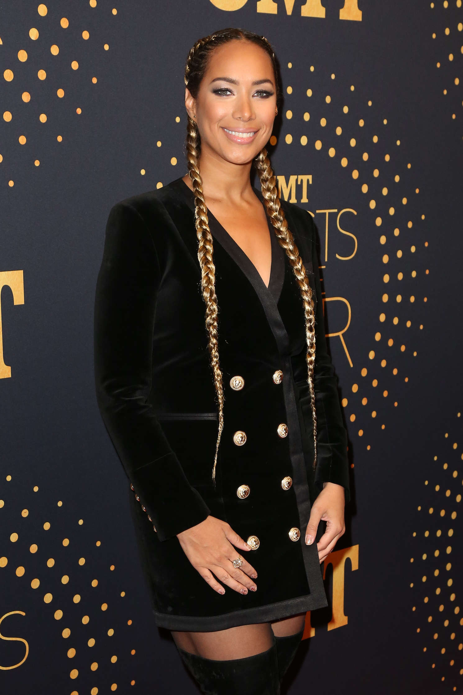 Leona Lewis CMT Artists of the Year in Nashville