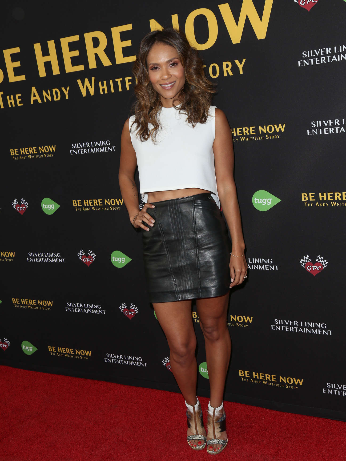 Lesley Ann Brandt Be Here Now Premiere in Los Angeles