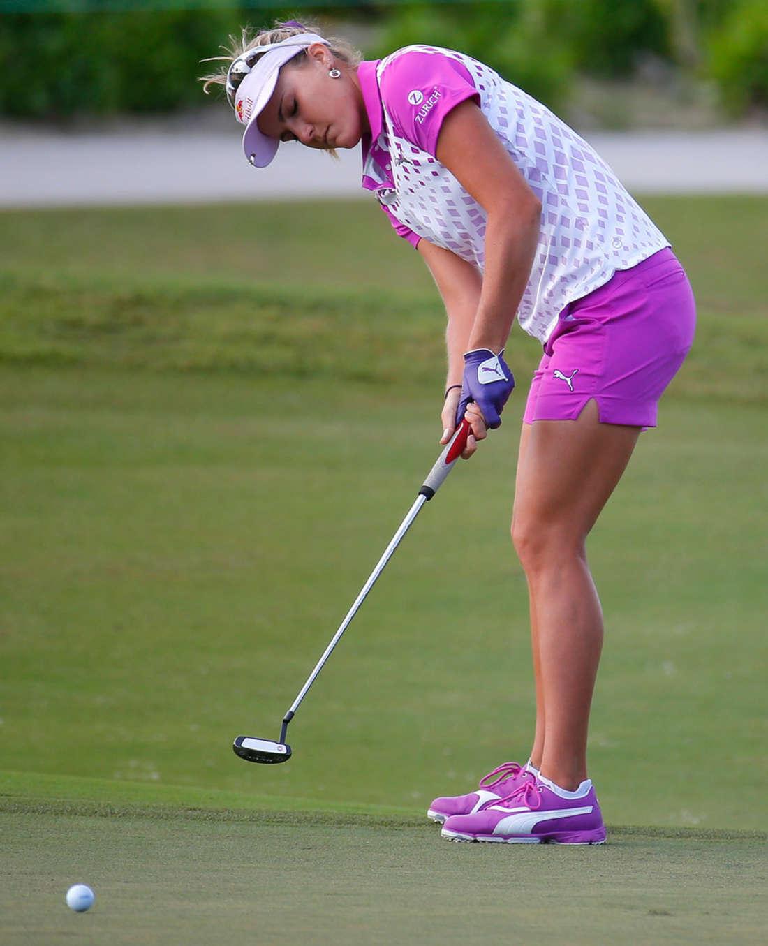 Lexi Thompson Pure Silk Bahamas LPGA Classic in Paradise Island