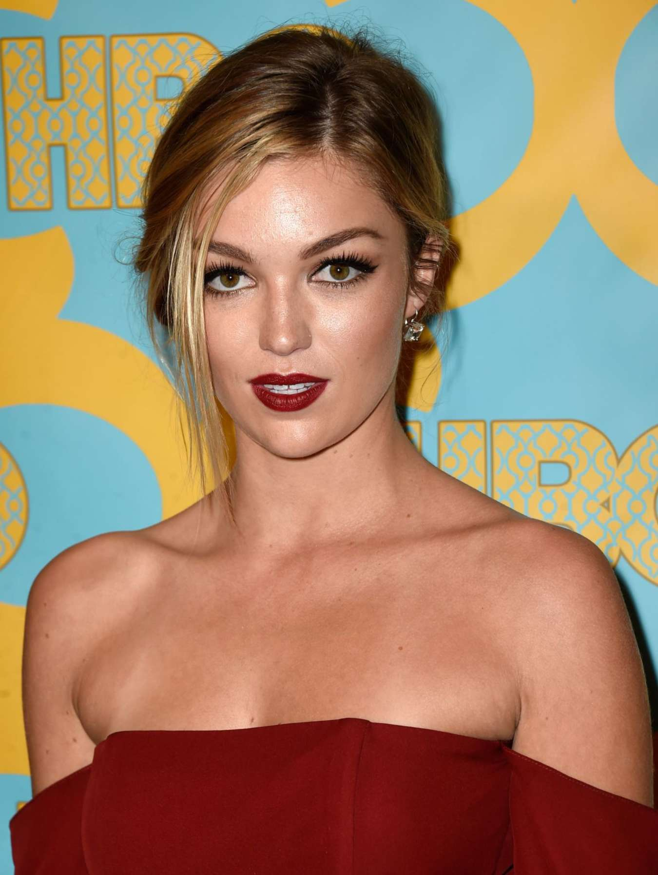 Lili Simmons HBO's Golden Globe Awards After Party