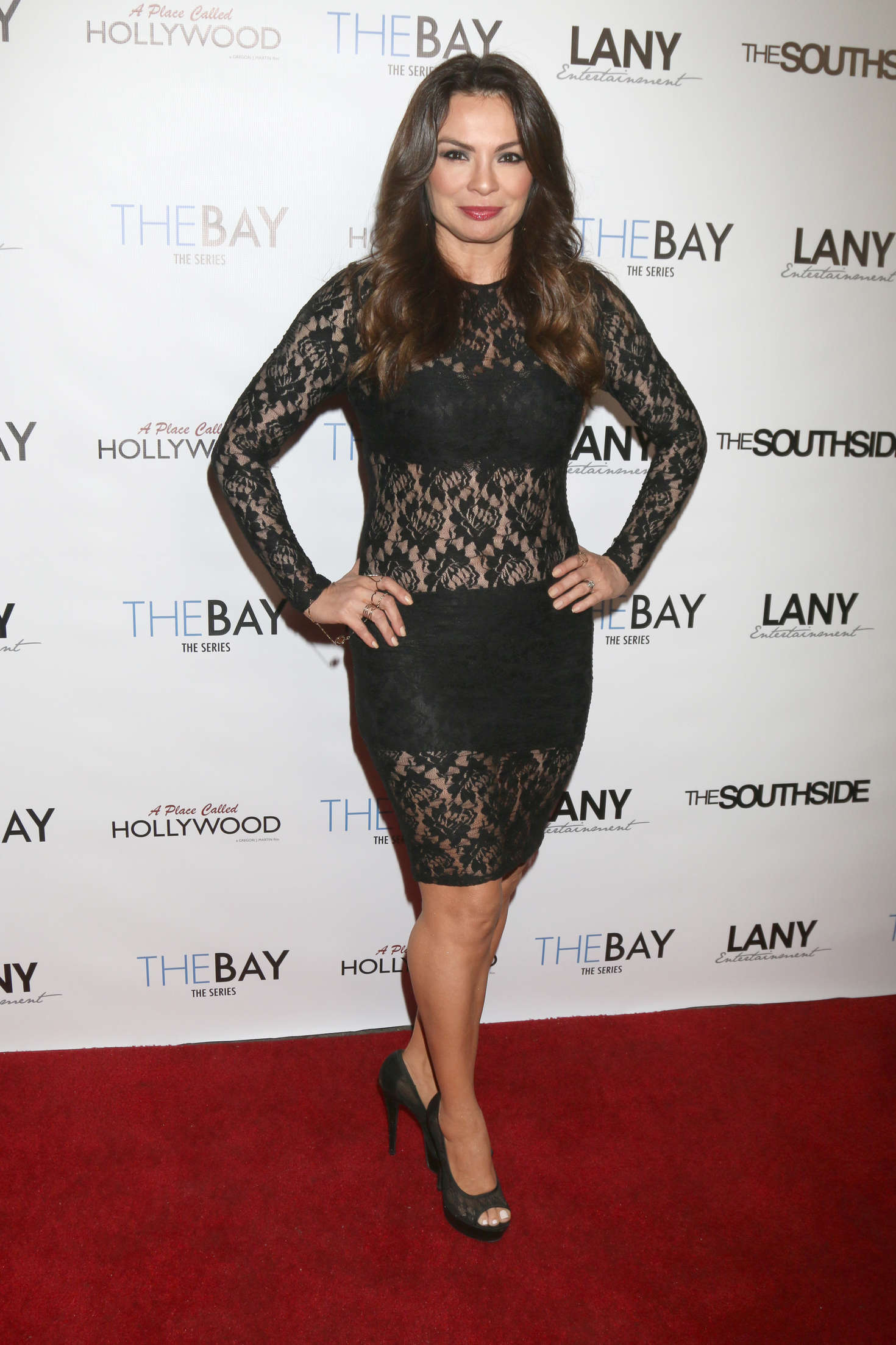 Lilly Melgar Annual LANY Entertainment Mixer in Los Angeles