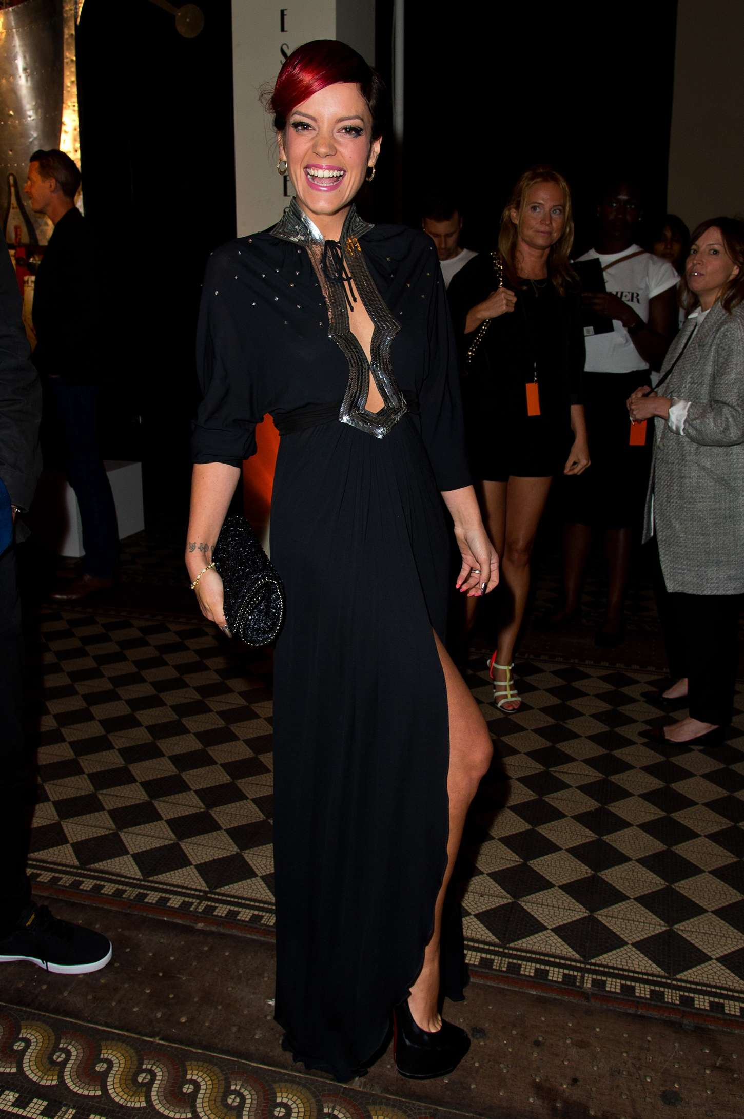 Lily Allen at The Other Ball Charity Evening in London