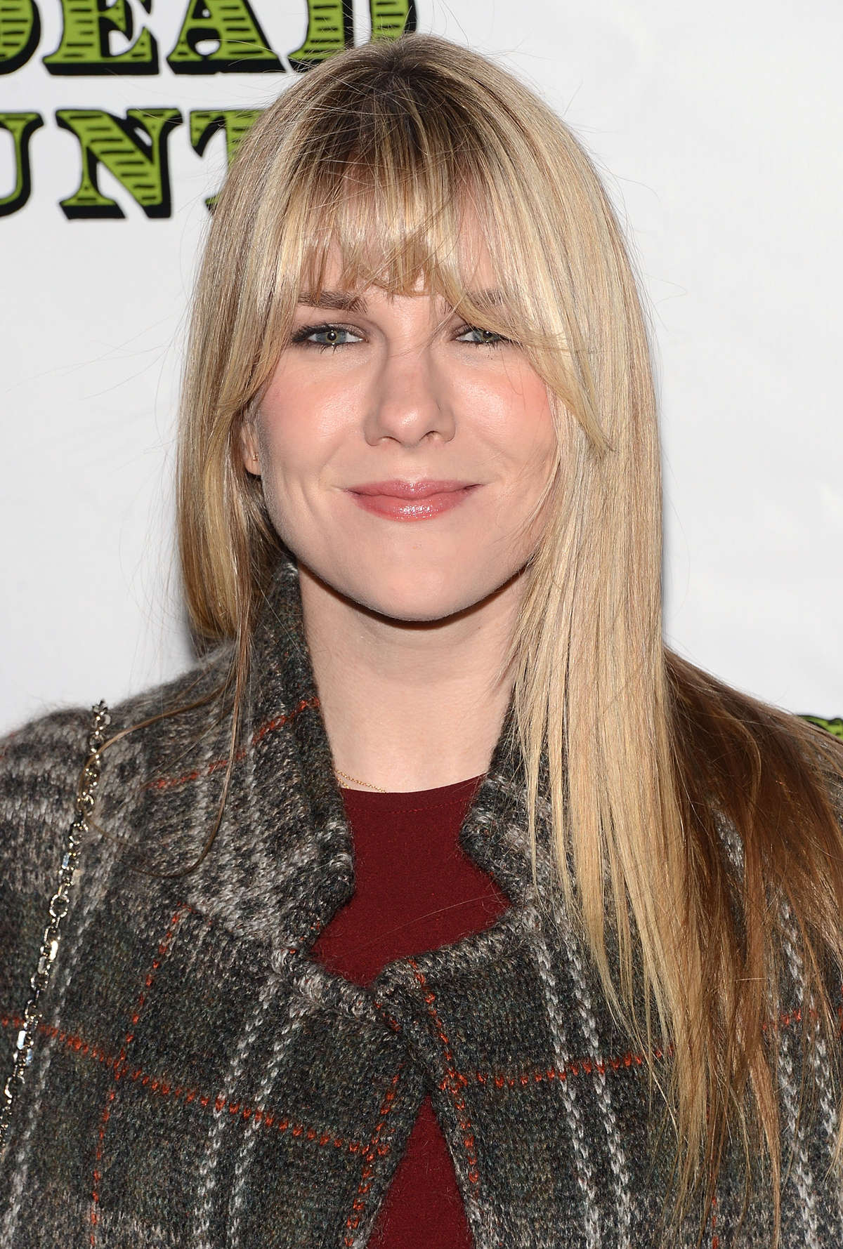 Lily Rabe at The Dead Accounts in New York